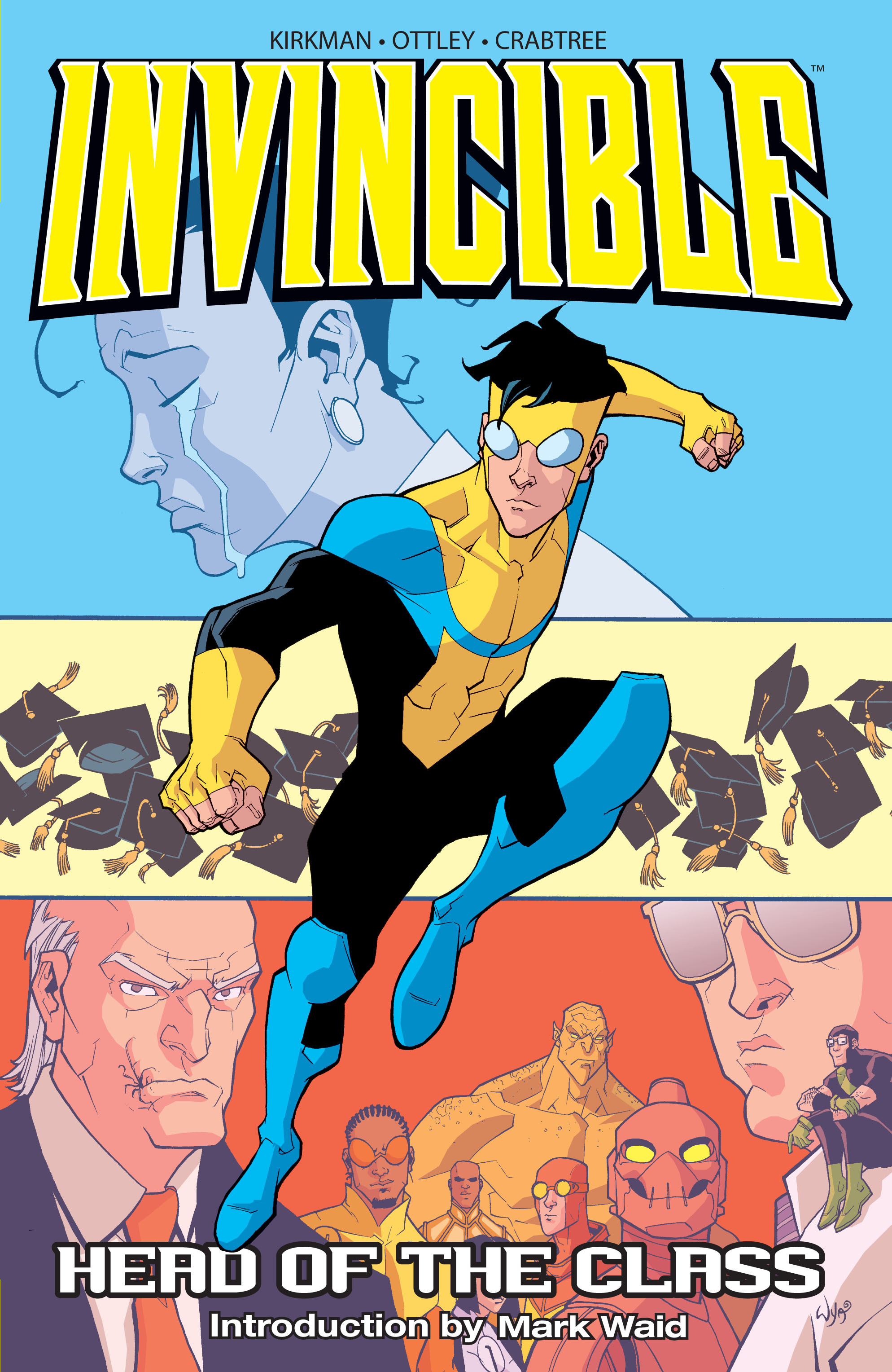 Invincible _TPB_4_-_Head_of_The_Class Page 1