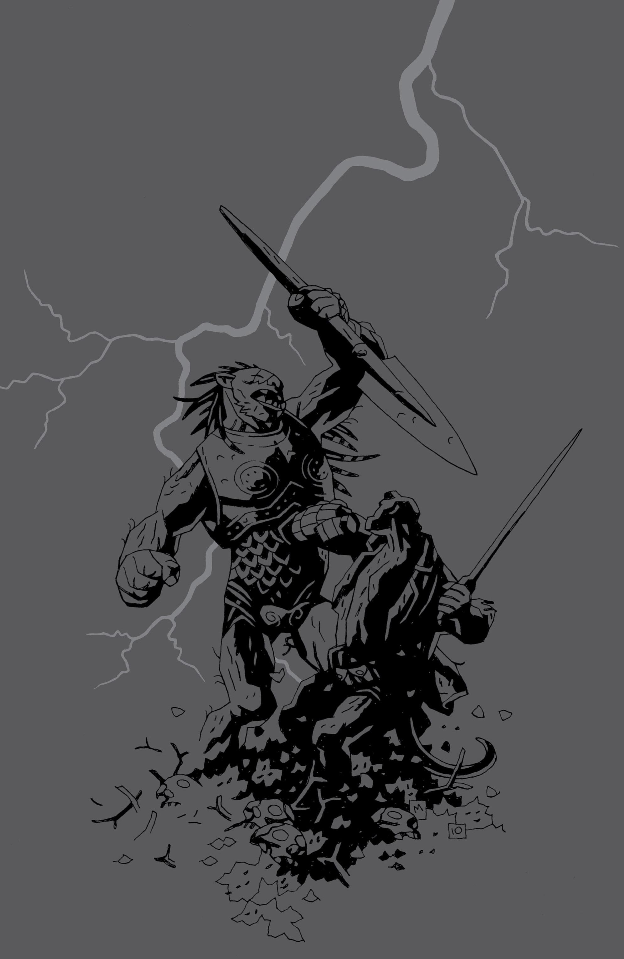Hellboy chap 12 pic 35
