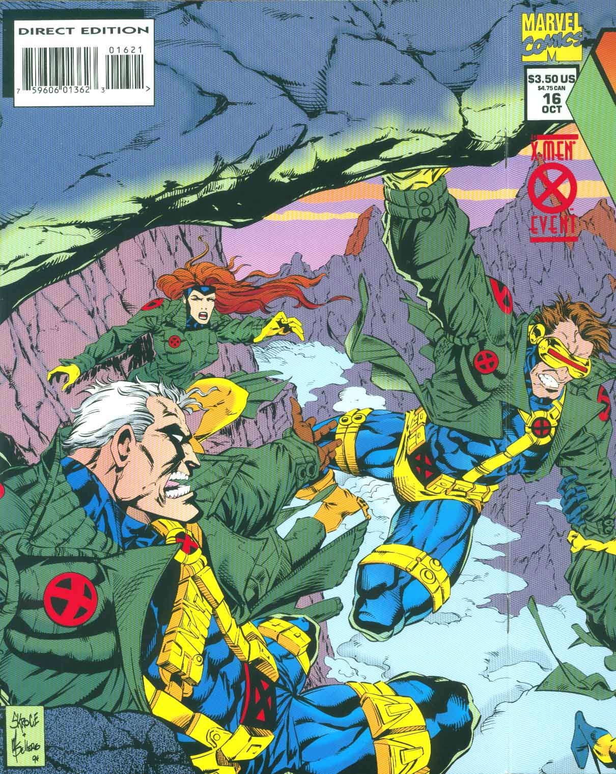Cable (1993) 16 Page 47