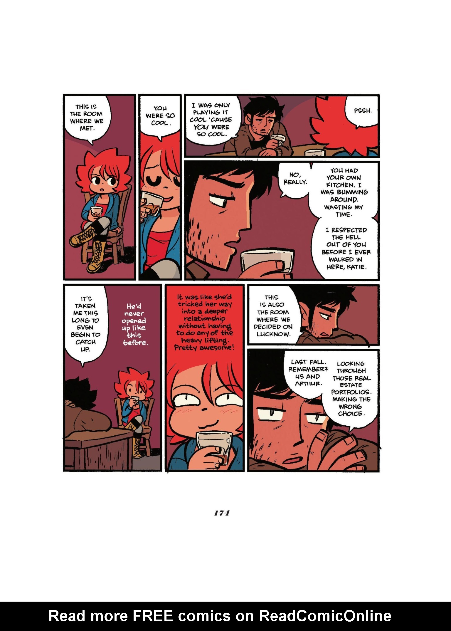 Read online Seconds comic -  Issue # Full - 175