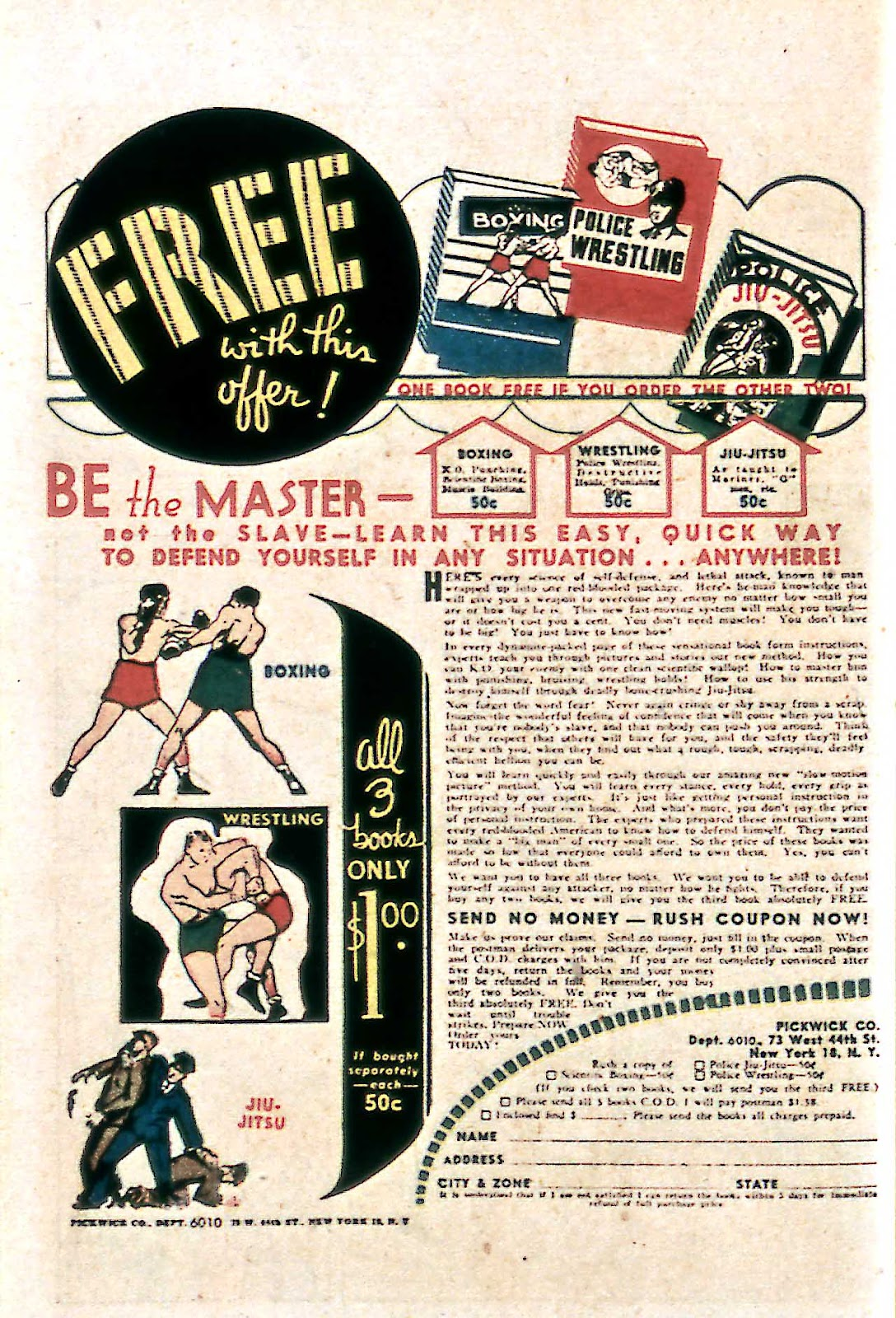 Sub-Mariner Comics Issue #14 #14 - English 50