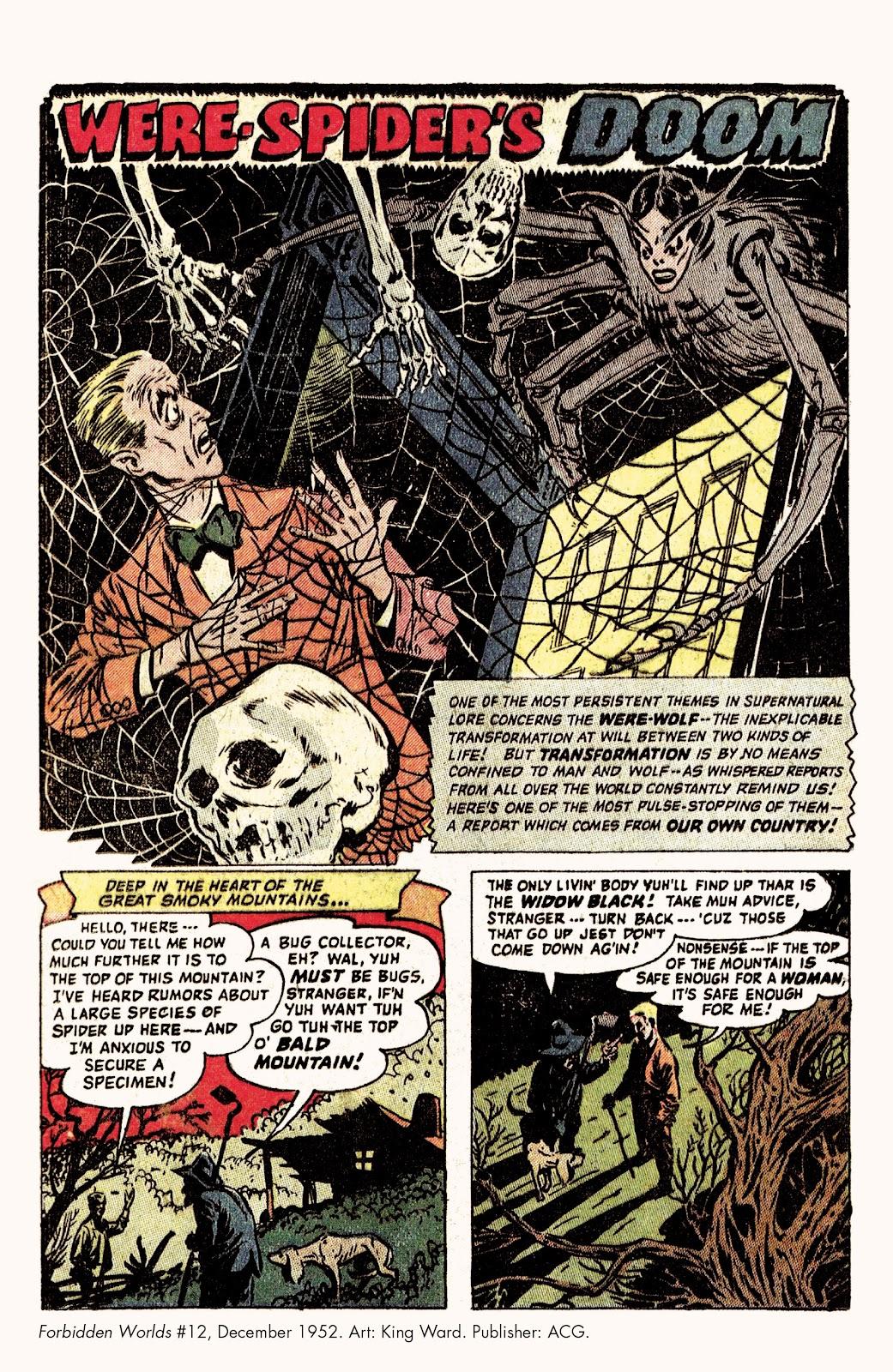 Haunted Horror Issue #27 #27 - English 10