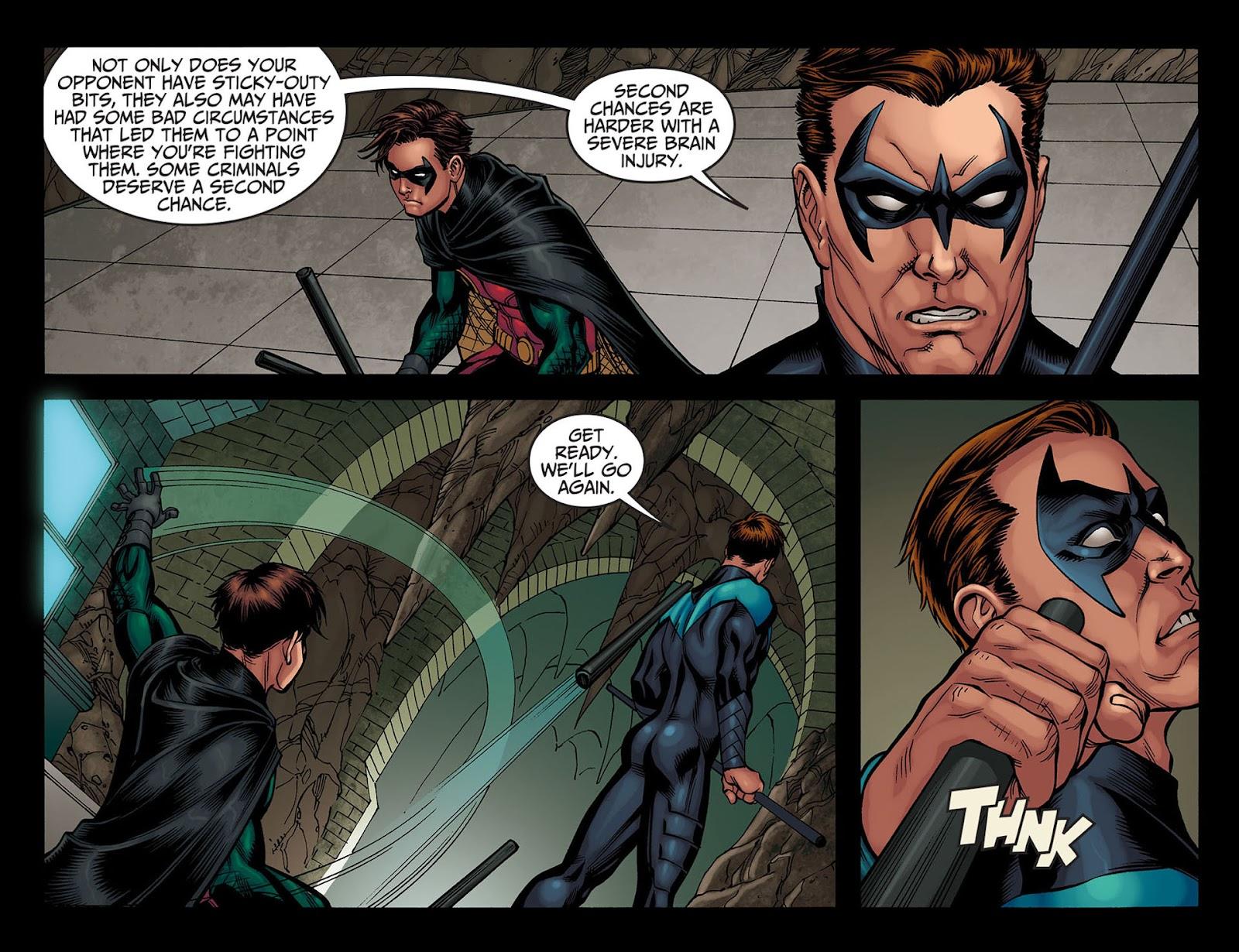Injustice: Gods Among Us [I] Issue #10 #11 - English 4