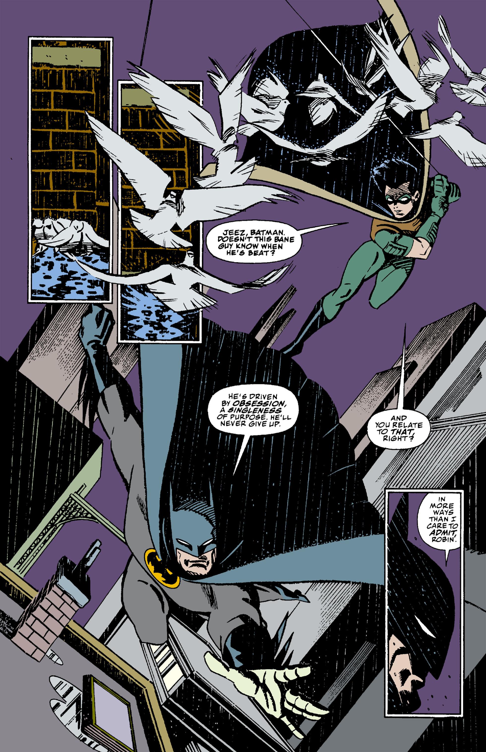 Read online Batman: Bane comic -  Issue # Full - 23