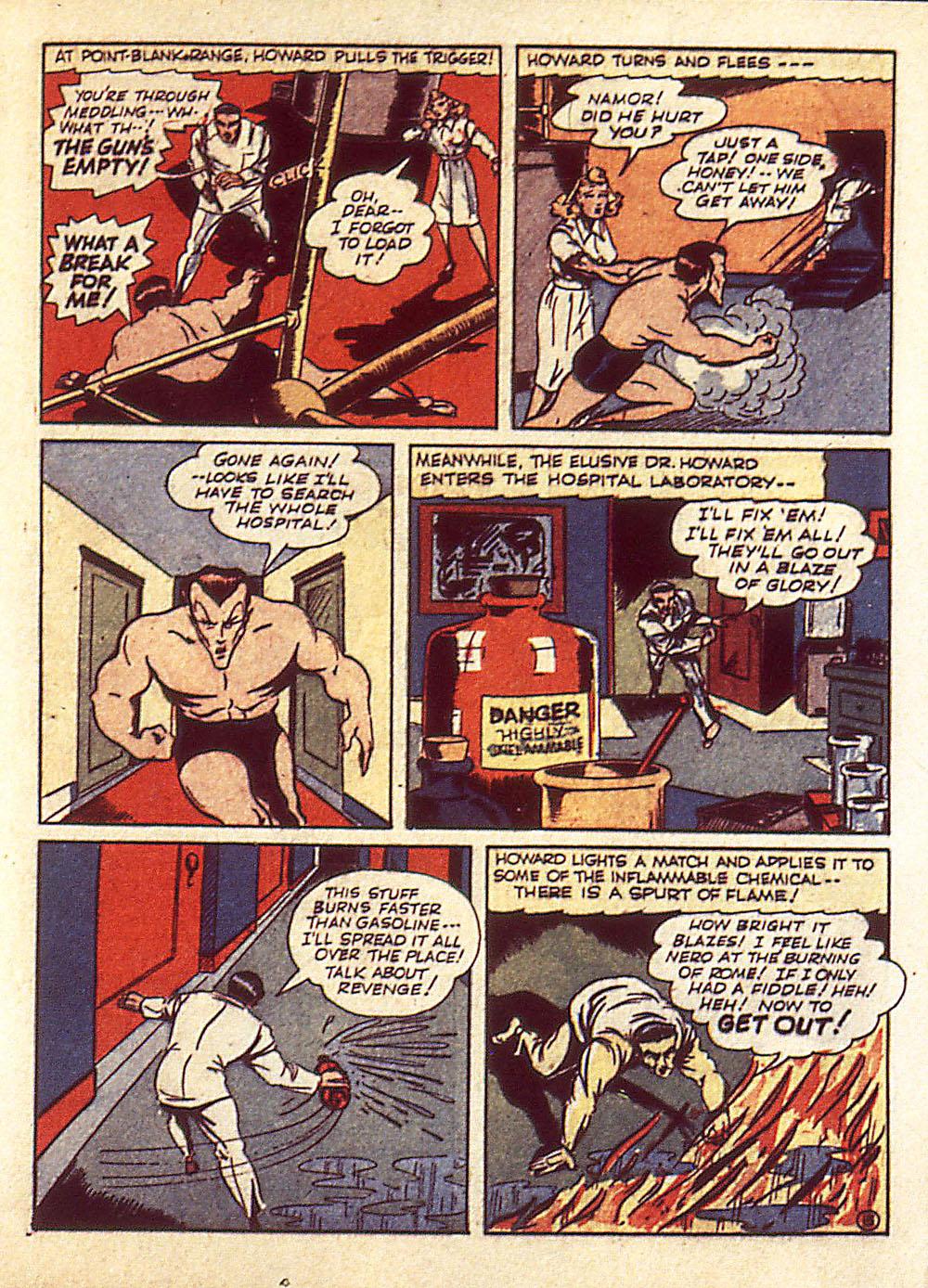 Sub-Mariner Comics Issue #4 #4 - English 18