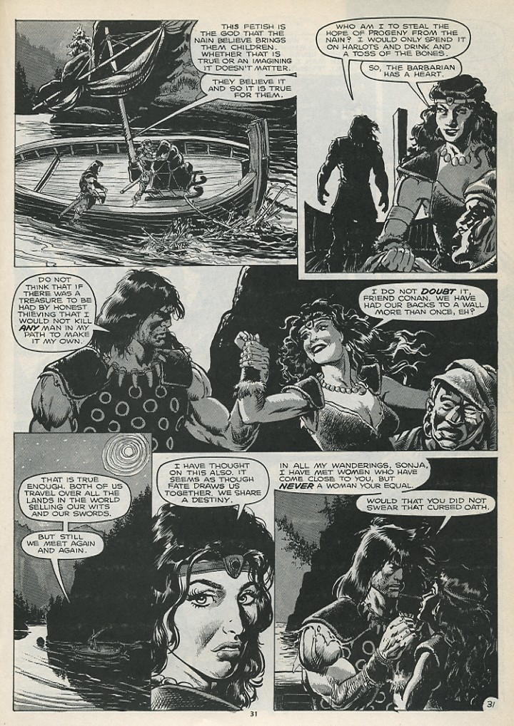 The Savage Sword Of Conan Issue #179 #180 - English 33