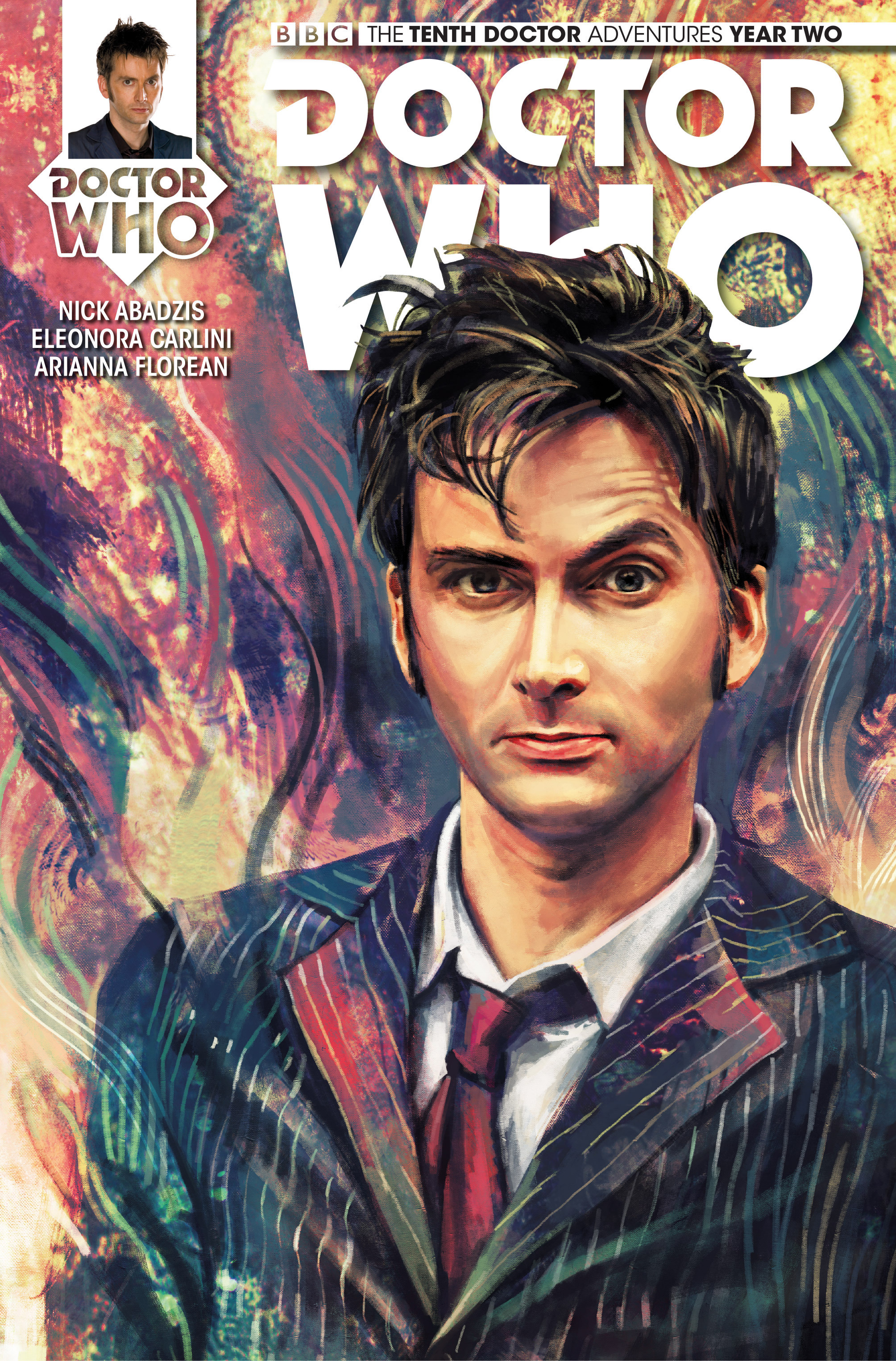 Doctor Who: The Tenth Doctor Year Two 6 Page 1
