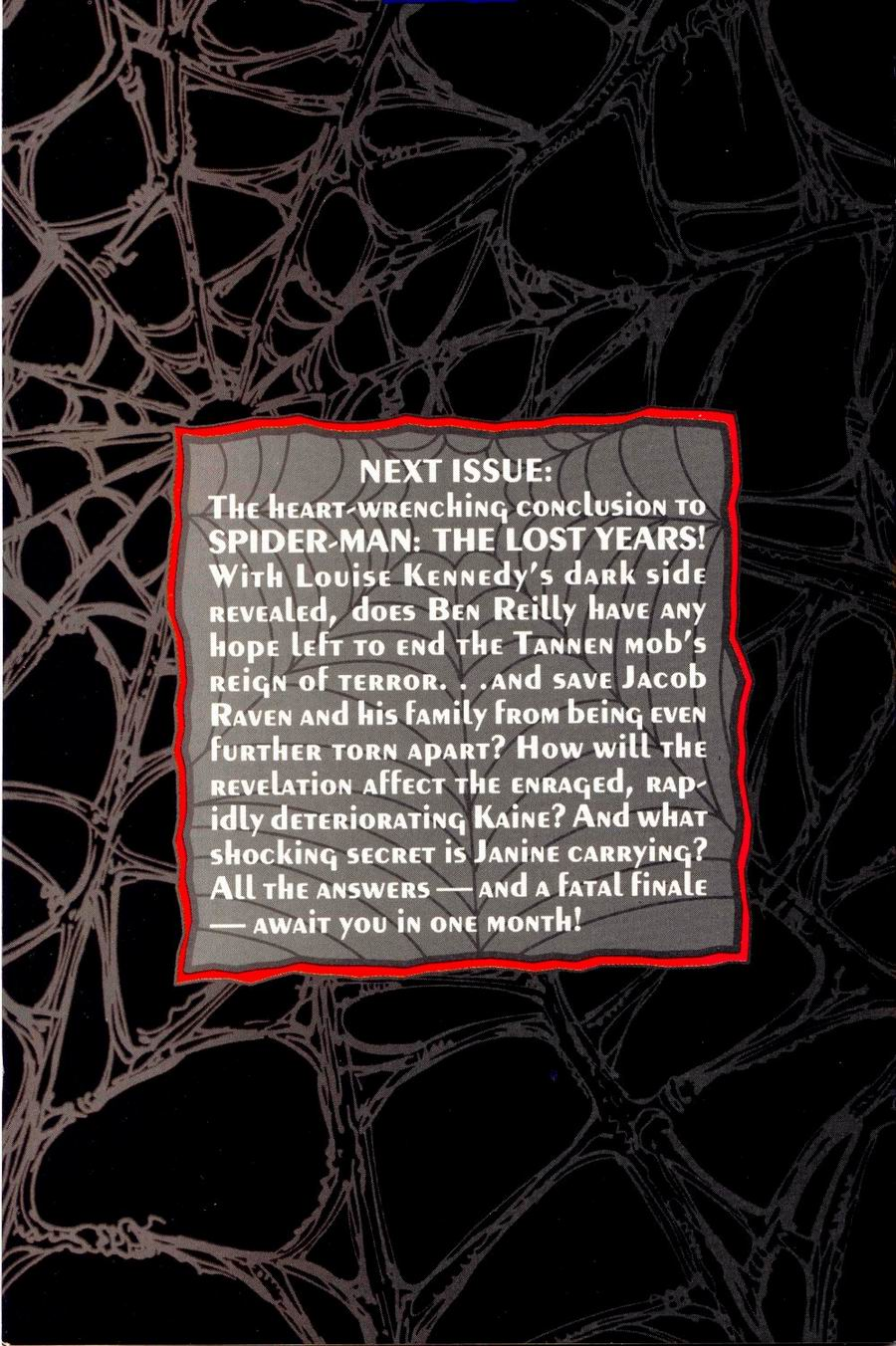 Read online Spider-Man: The Lost Years comic -  Issue #2 - 25