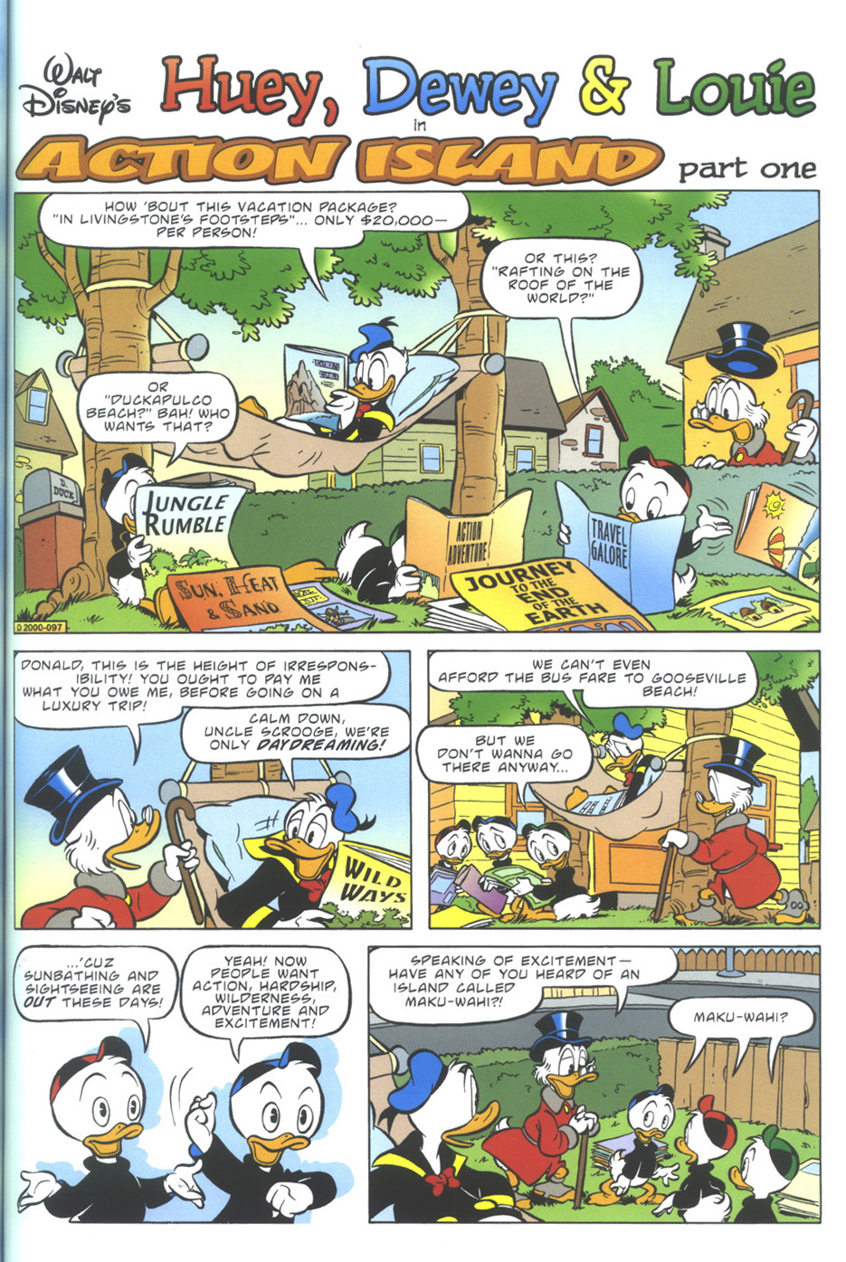 Uncle Scrooge (1953) Issue #337 #337 - English 31