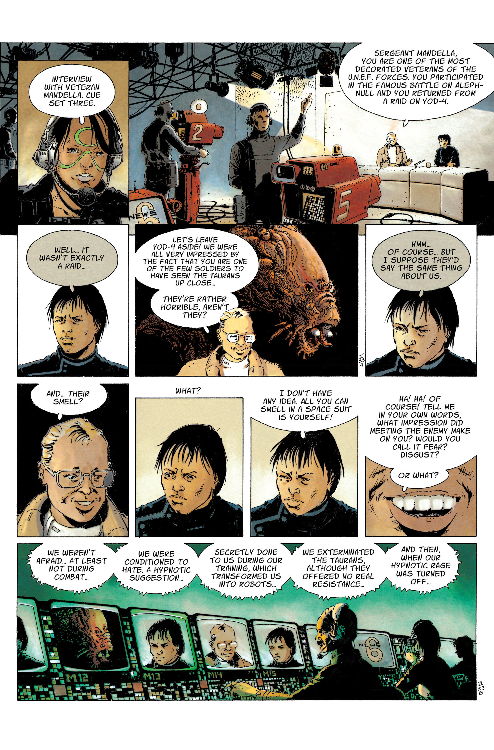 The Forever War (2017) #3 #4 - English 27