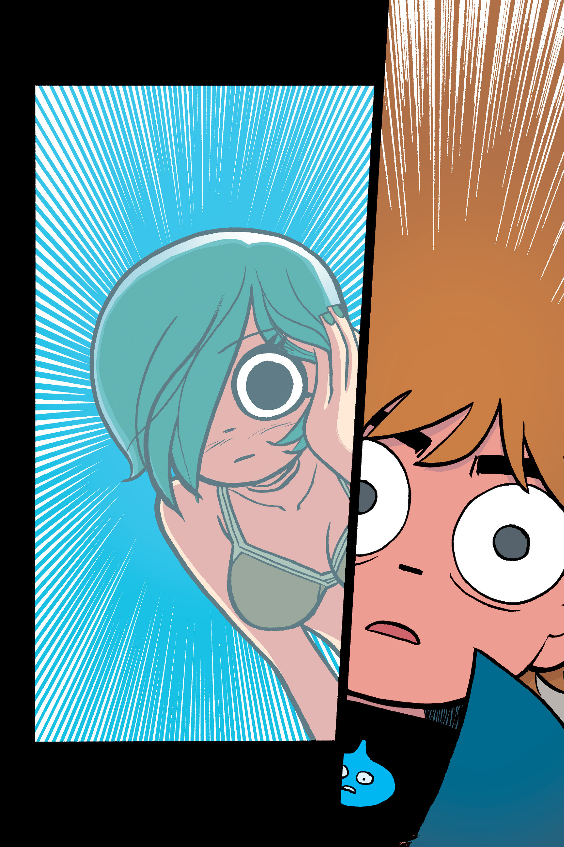 Read online Scott Pilgrim comic -  Issue #6 - 85