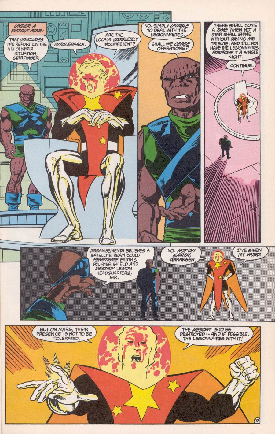 Tales of the Legion Issue #354 #41 - English 20