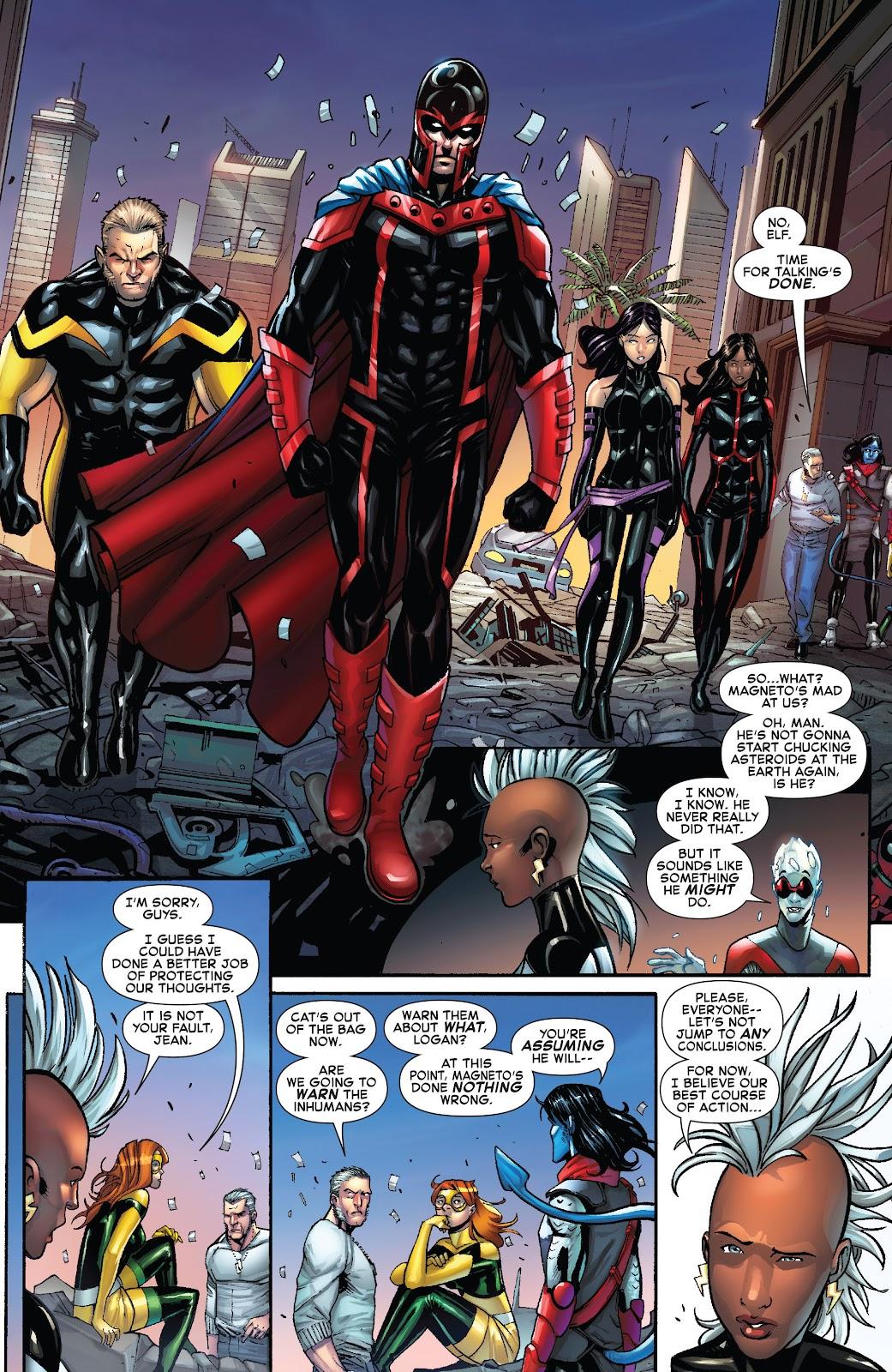 Civil War II: X-Men Issue #1 #1 - English 24