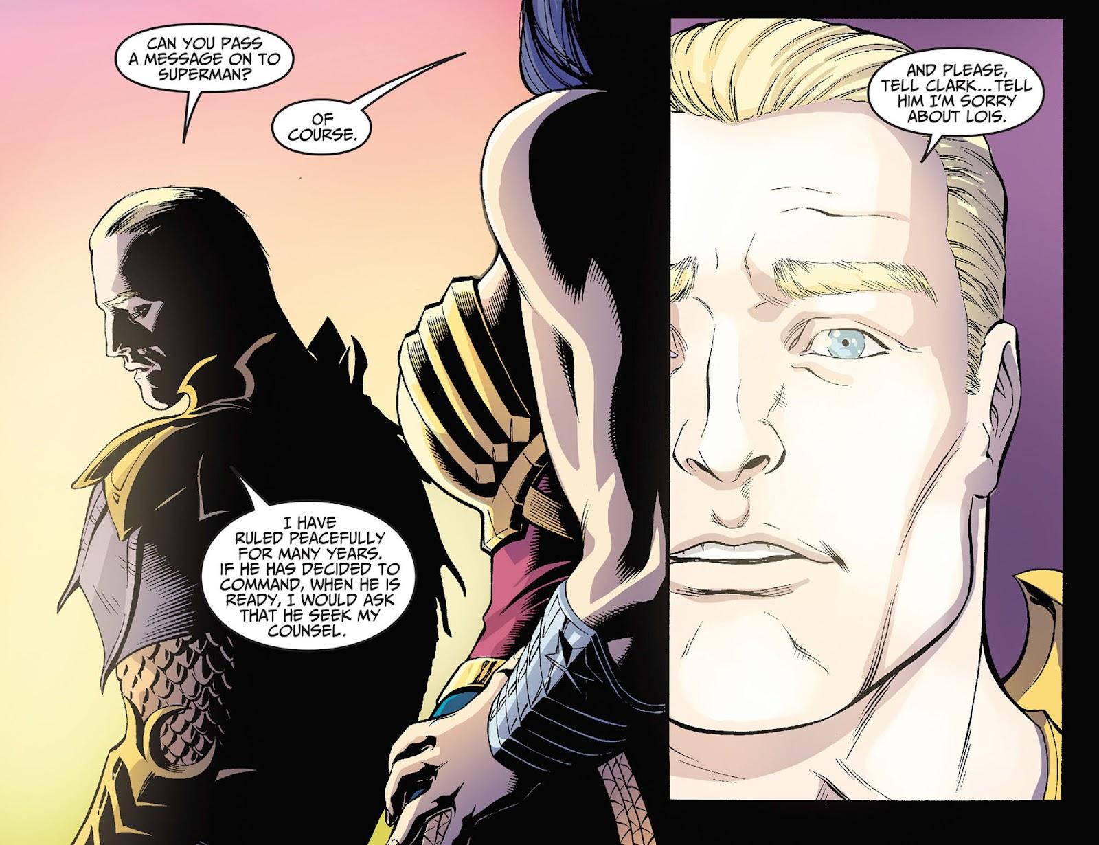 Injustice: Gods Among Us [I] Issue #12 #13 - English 20