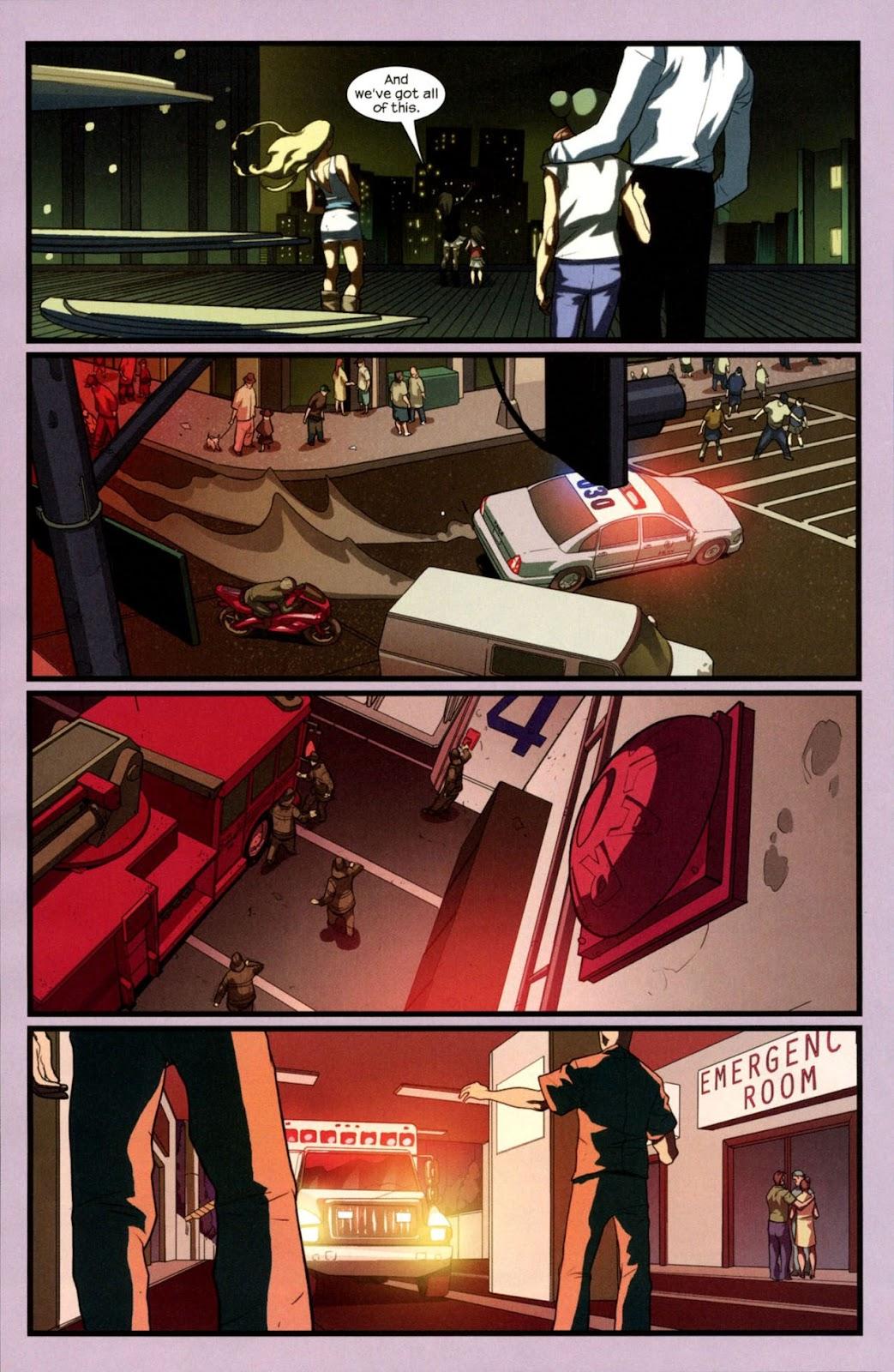 Runaways (2008) Issue #14 #14 - English 21