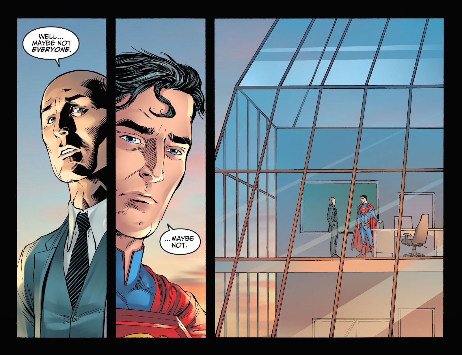 Injustice: Gods Among Us Year Four Issue #8 #9 - English 7