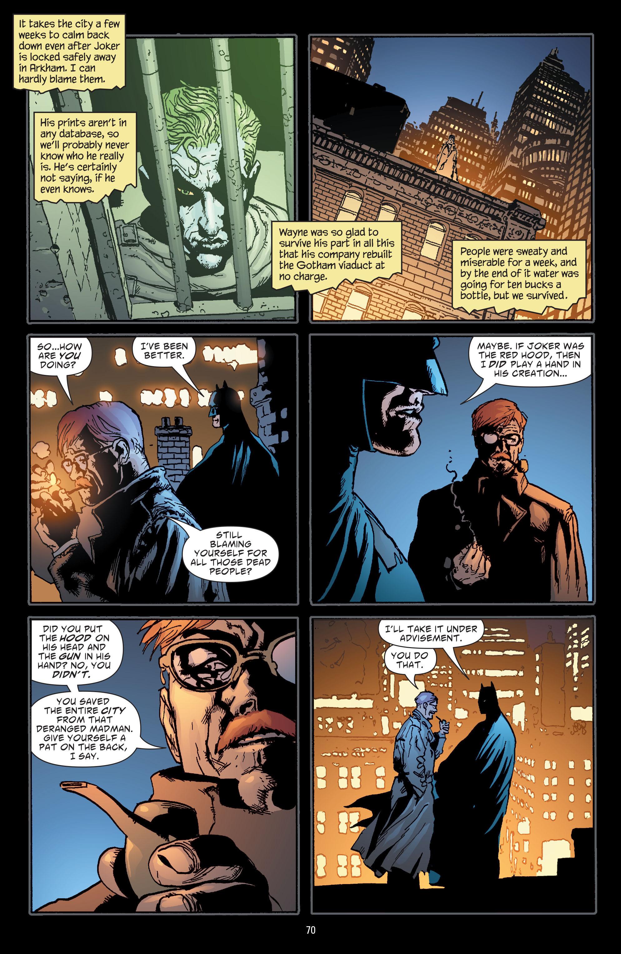 Batman: The Man Who Laughs chap 1 pic 71