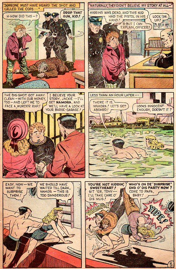 Sub-Mariner Comics #26 #26 - English 7
