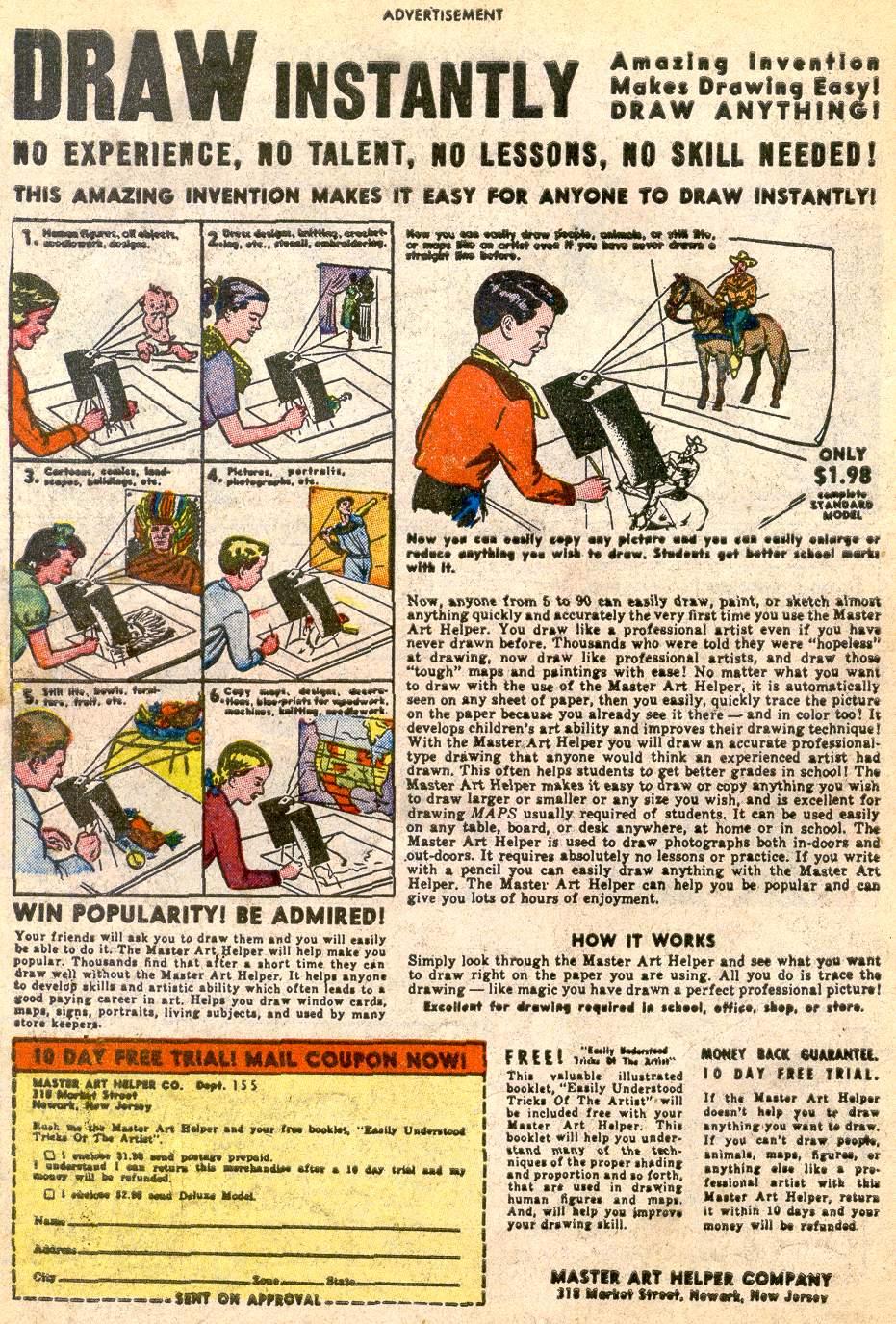 Read online Adventure Comics (1938) comic -  Issue #192 - 42