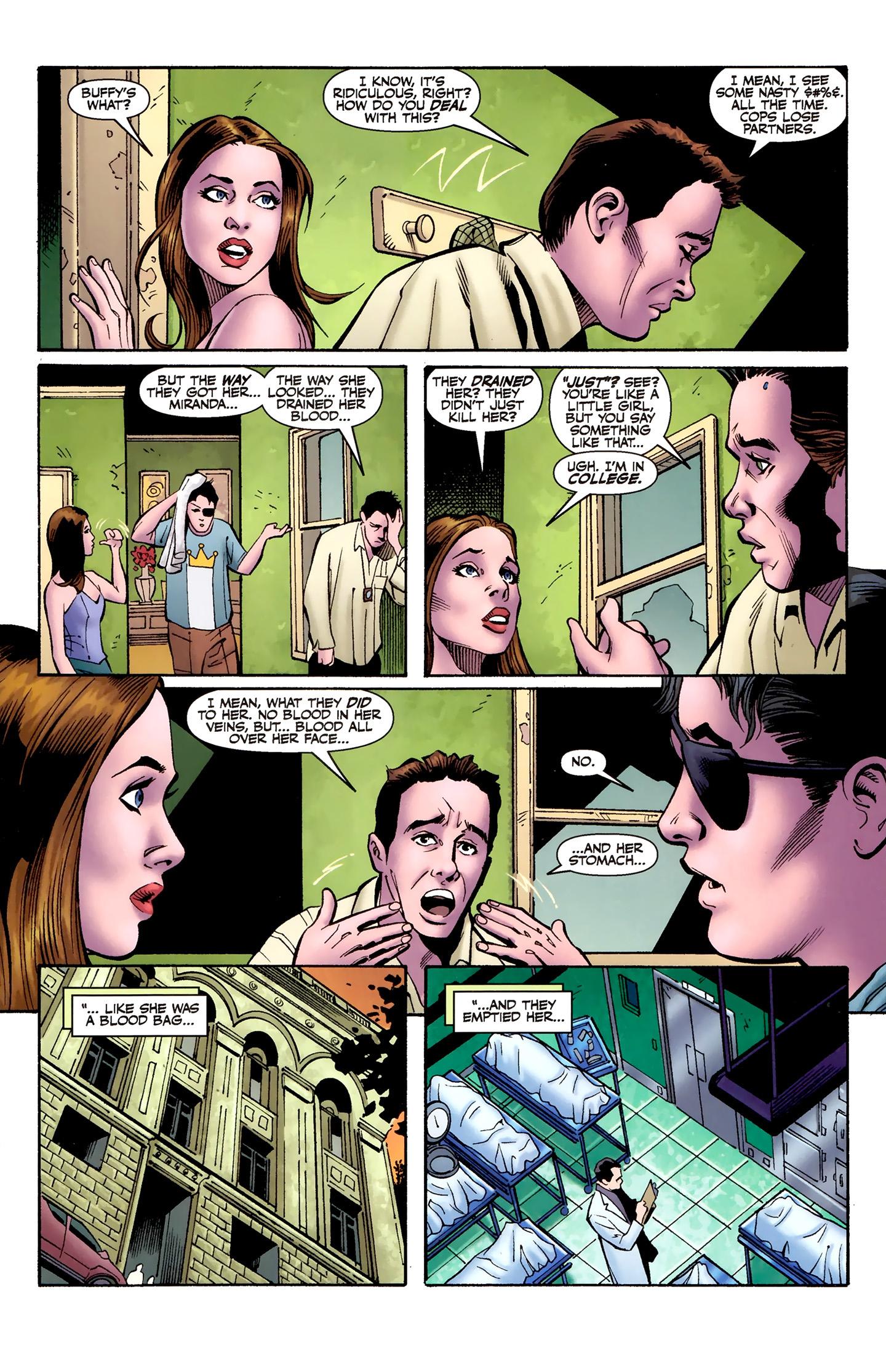Read online Buffy the Vampire Slayer Season Nine comic -  Issue #8 - 20
