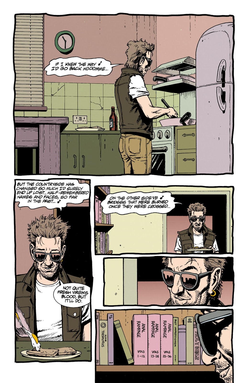 Preacher Issue #6 #15 - English 22