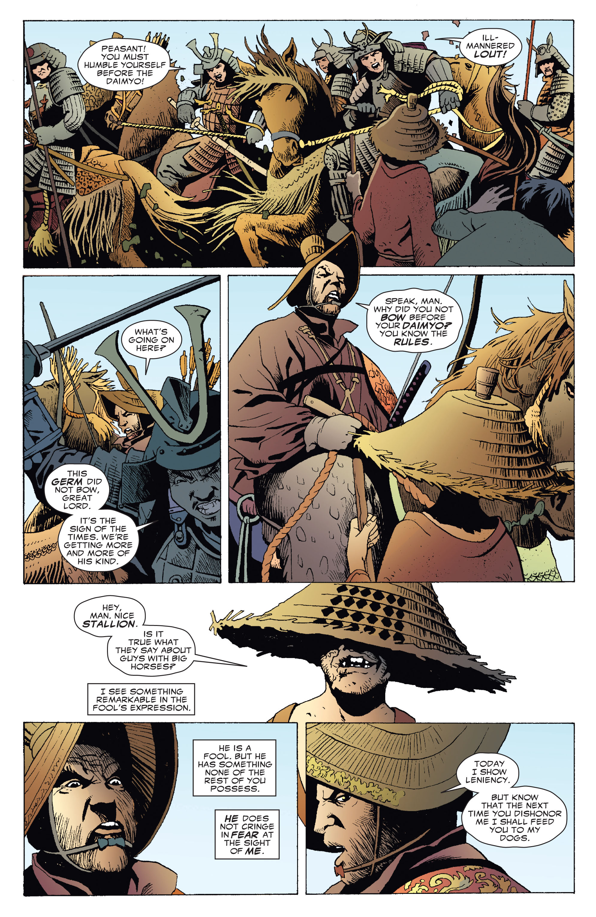 5 Ronin (2011) 5 Page 4