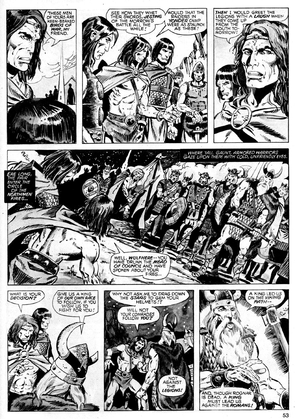The Savage Sword Of Conan Issue #42 #43 - English 53
