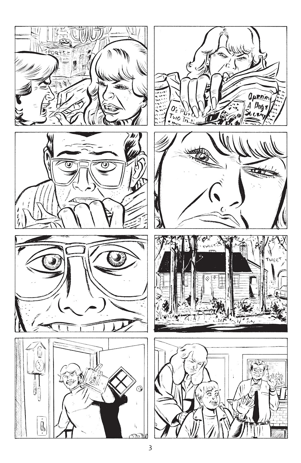 Stray Bullets Issue #40 #40 - English 5