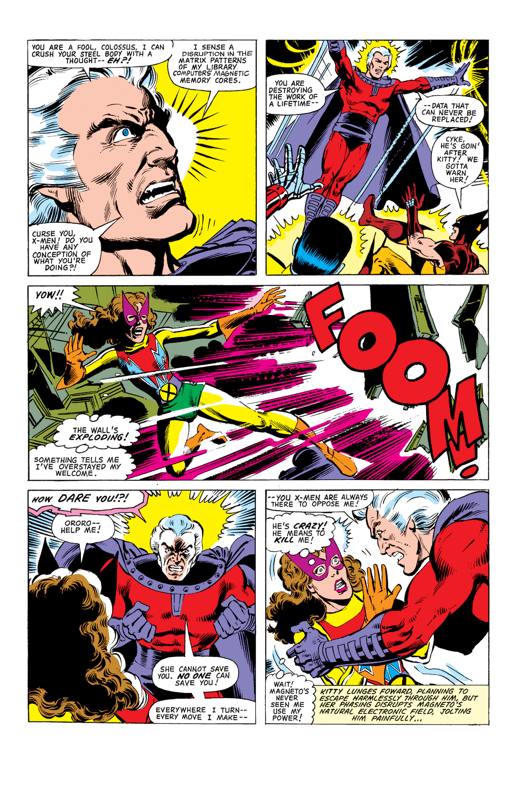 Uncanny X-Men (1963) 150 Page 36