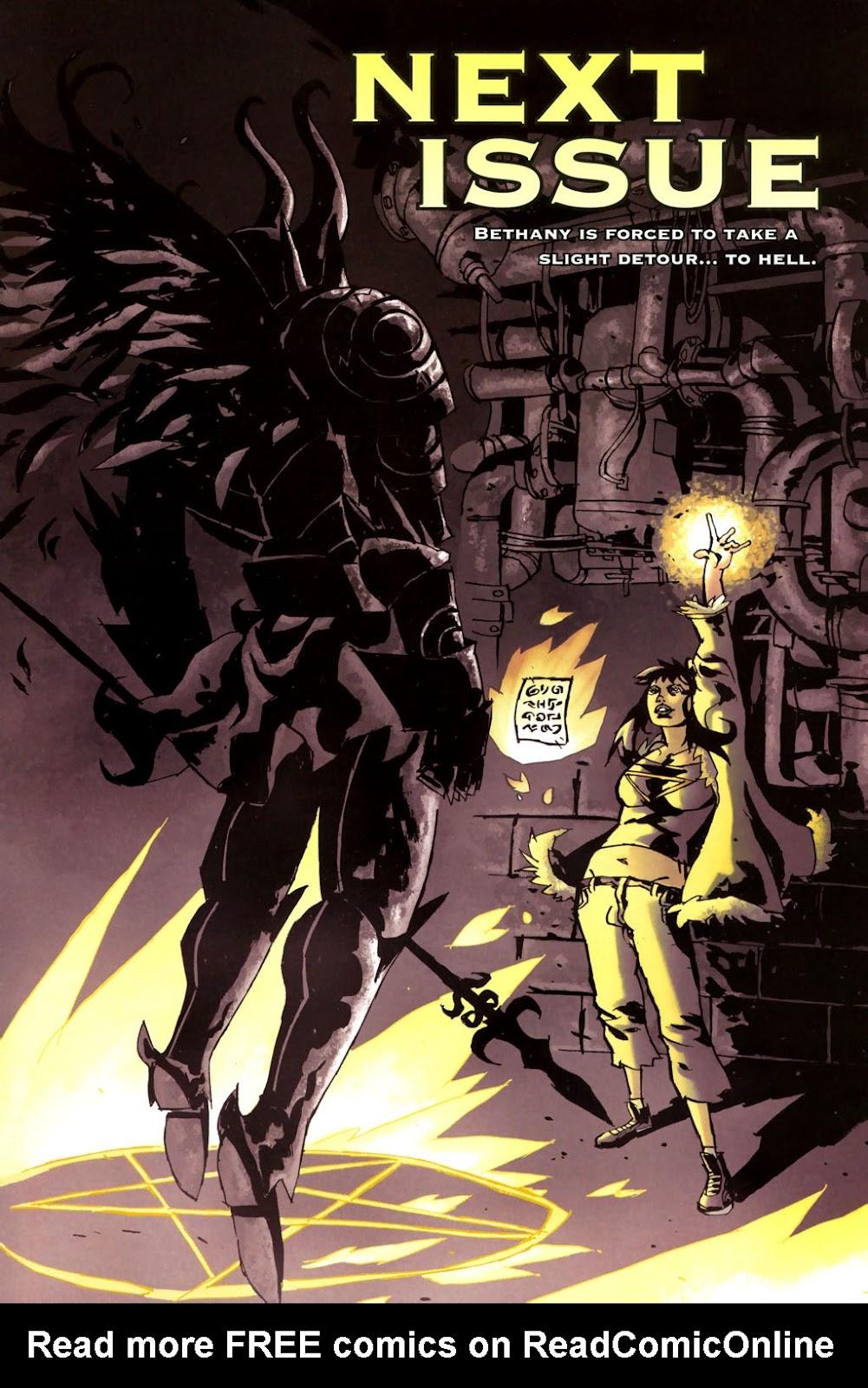 Strange Girl Issue #10 #11 - English 25