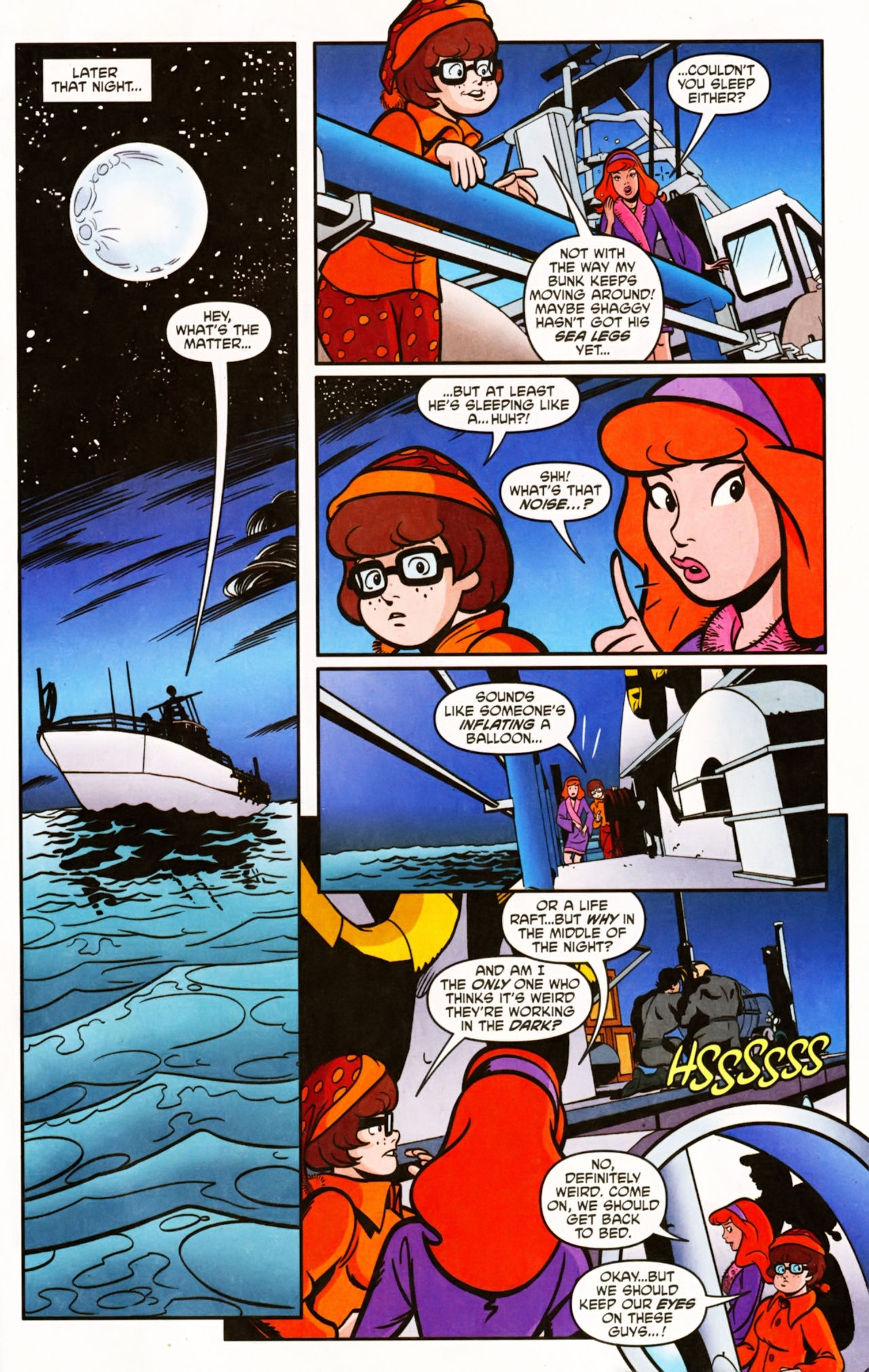 Read online Scooby-Doo (1997) comic -  Issue #154 - 7