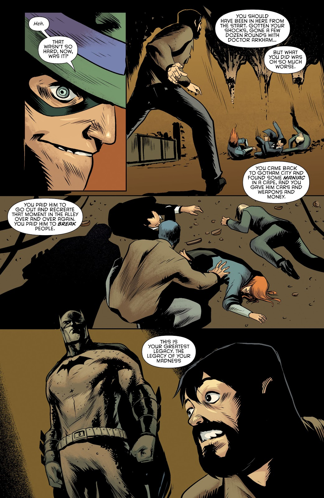 Batman (2011) Annual 4 #14 - English 29