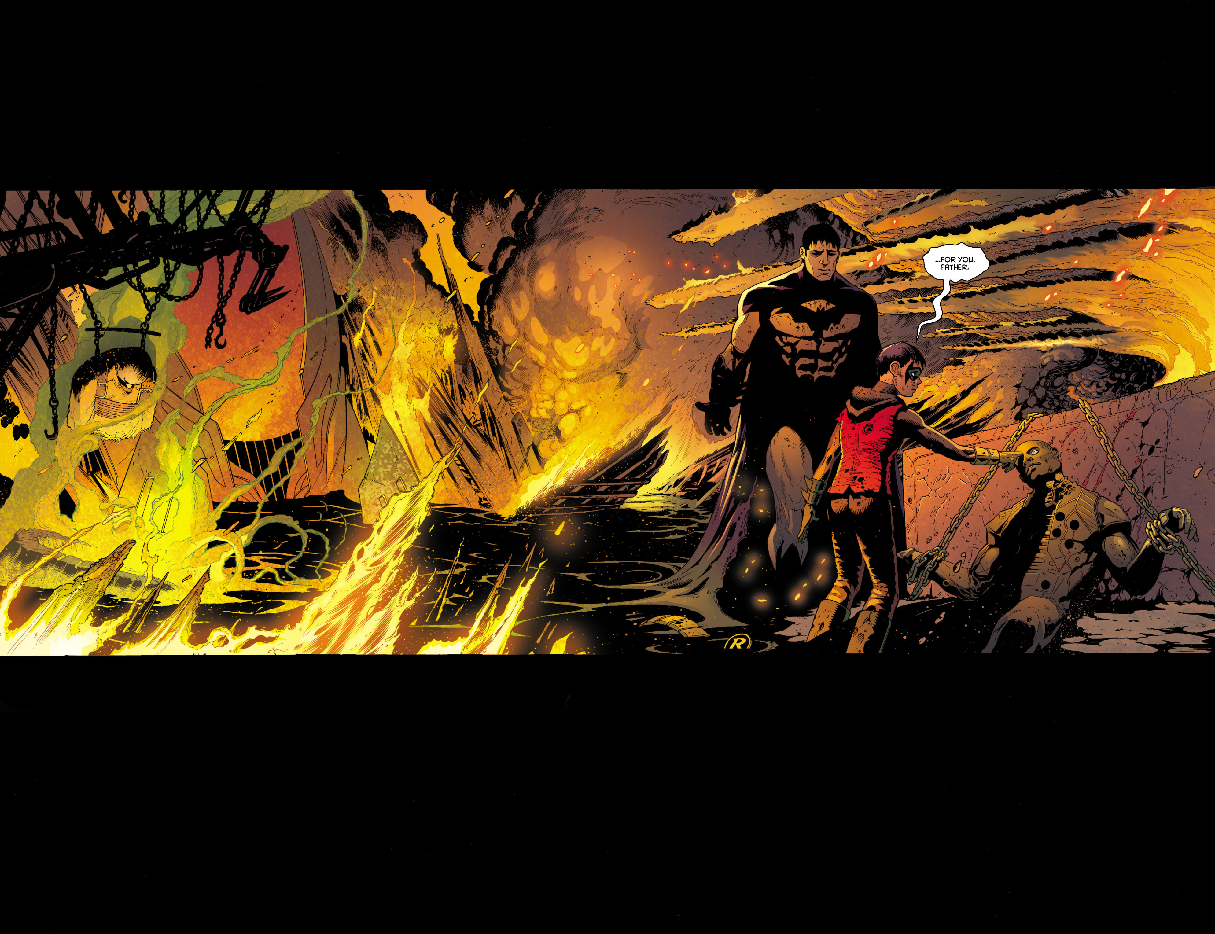 Batman and Robin (2011) chap 1 pic 155