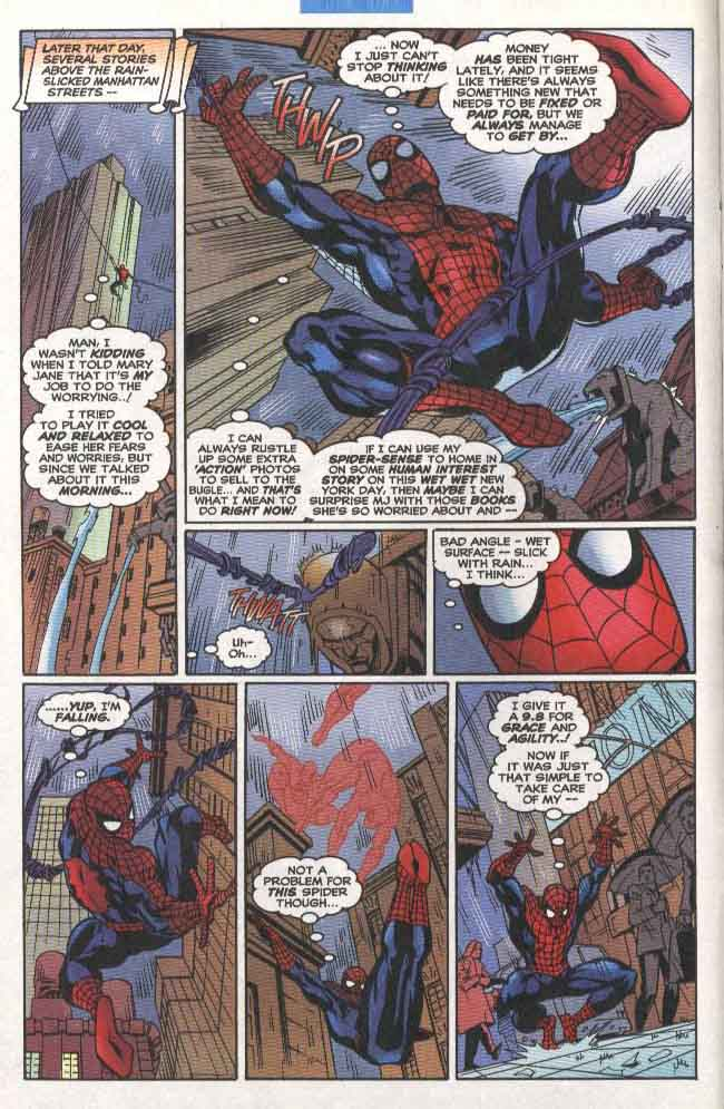 Read online The Sensational Spider-Man (1996) comic -  Issue #33 - 10