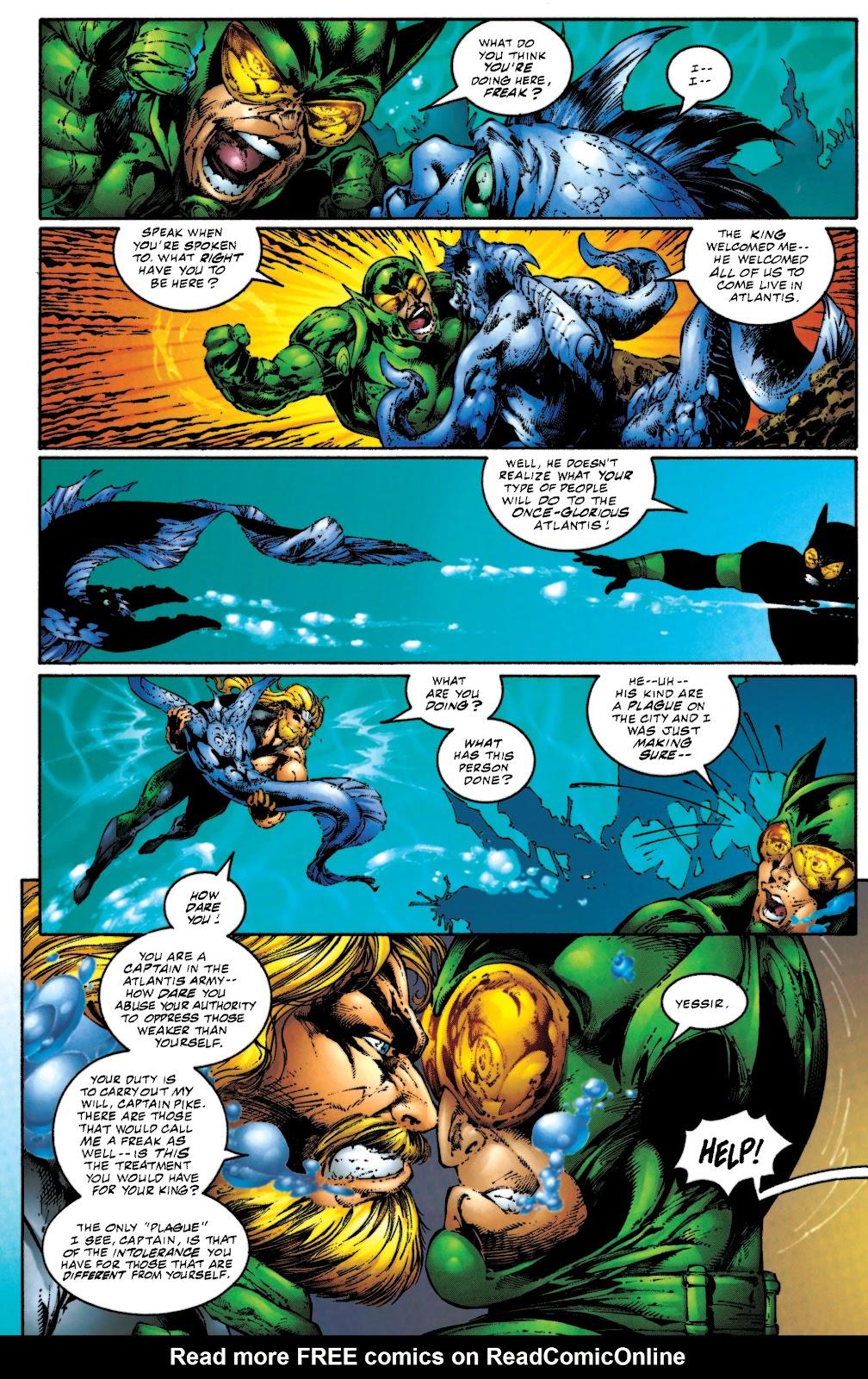 Aquaman (1994) Issue #53 #59 - English 12