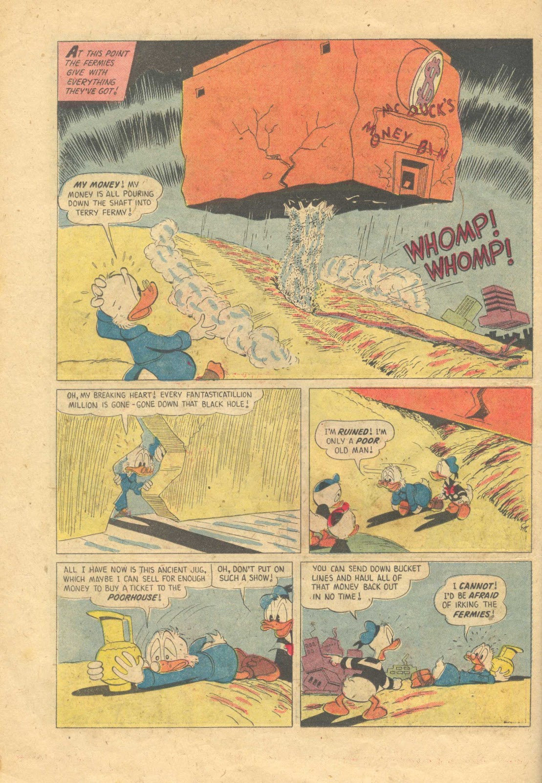 Uncle Scrooge (1953) Issue #13 #13 - English 26