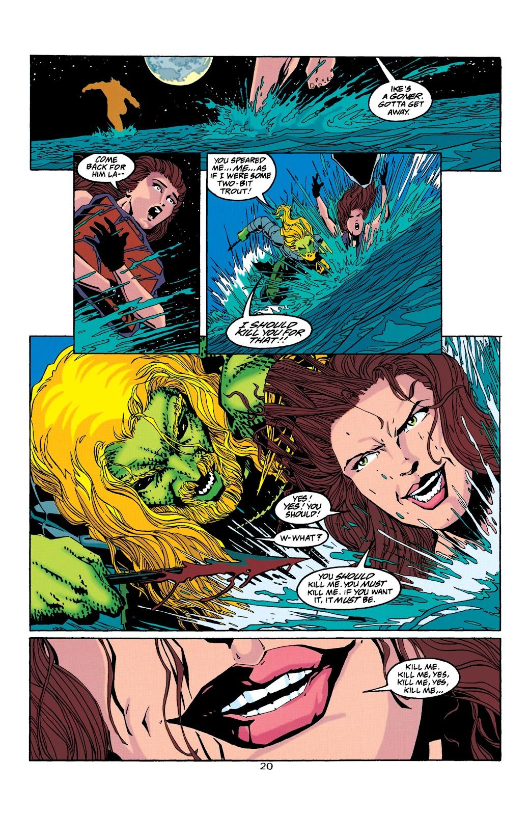 Aquaman (1994) Issue #32 #38 - English 20