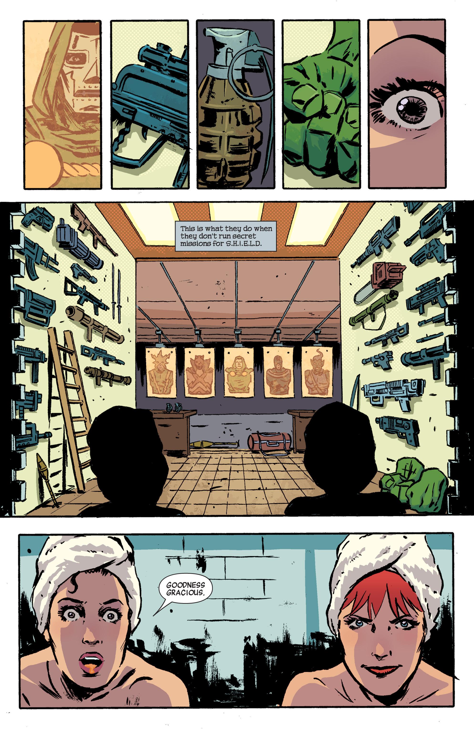 Read online Secret Avengers (2014) comic -  Issue #1 - 5