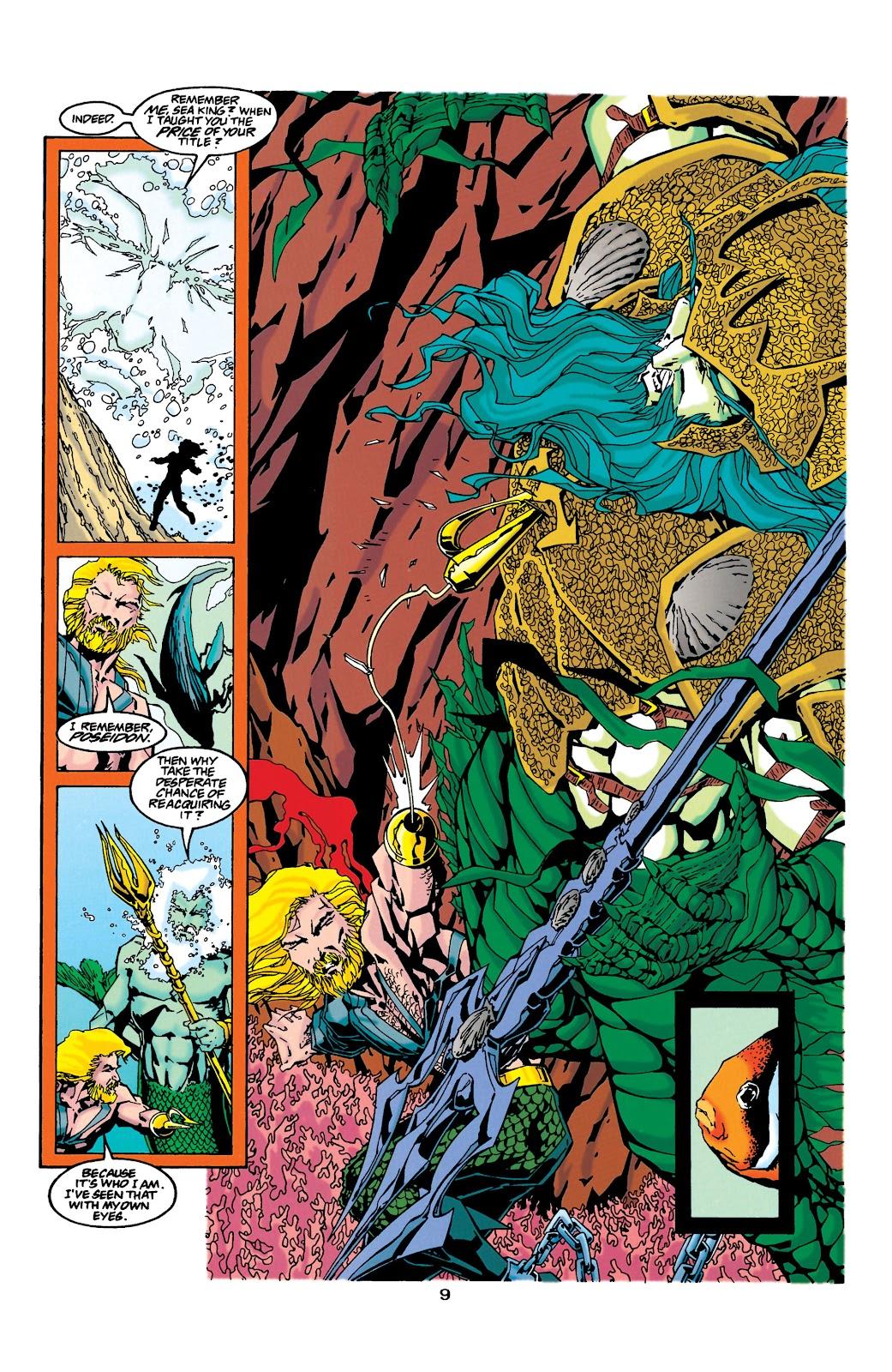 Aquaman (1994) Issue #34 #40 - English 8
