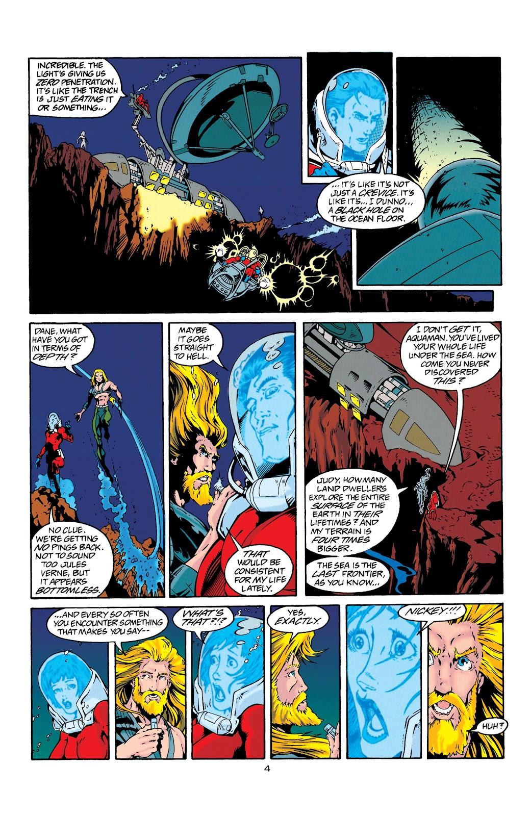 Aquaman (1994) Issue #29 #35 - English 4