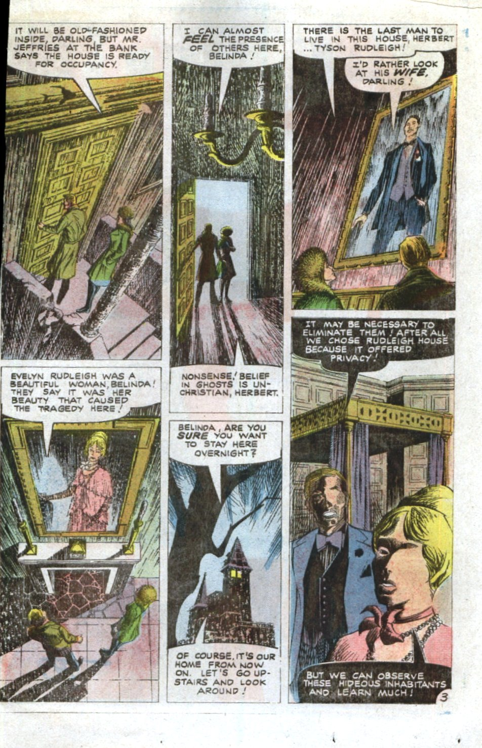 Read online Scary Tales comic -  Issue #26 - 15