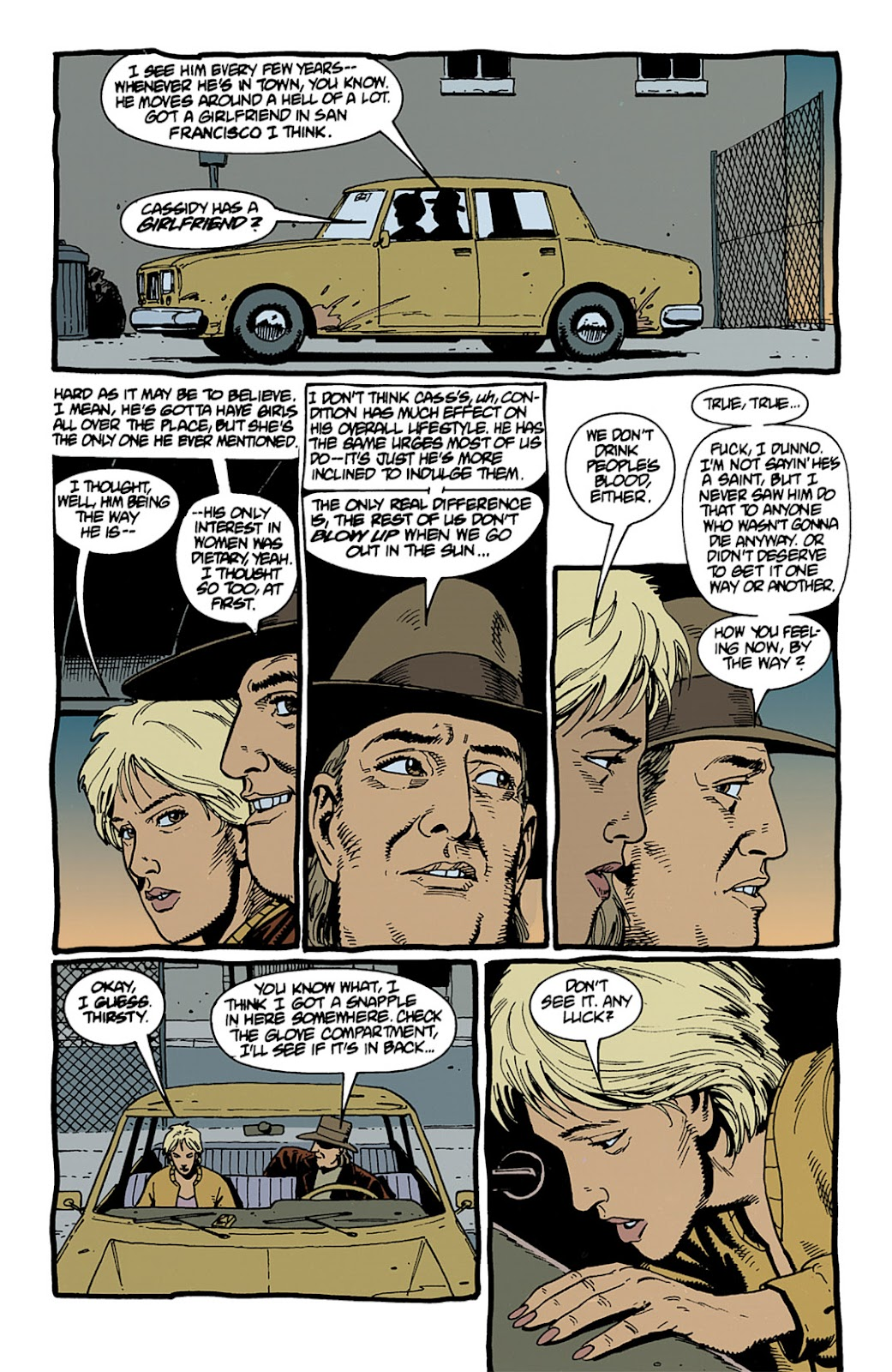 Preacher Issue #6 #15 - English 24