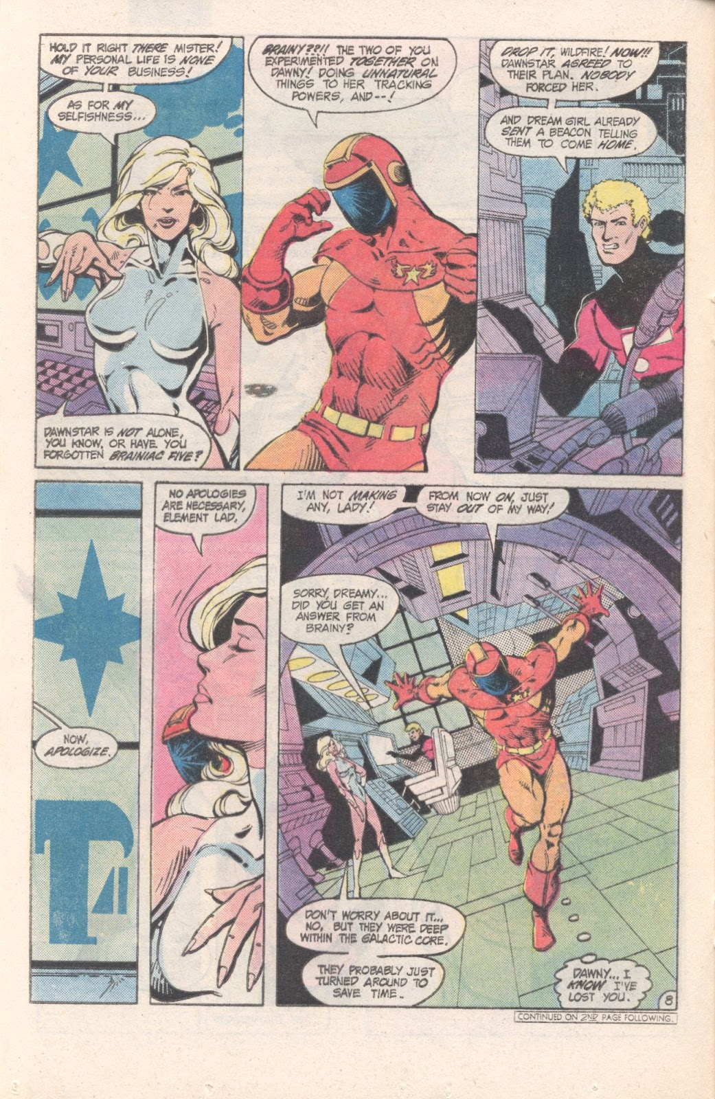 Tales of the Legion Issue #322 #9 - English 9