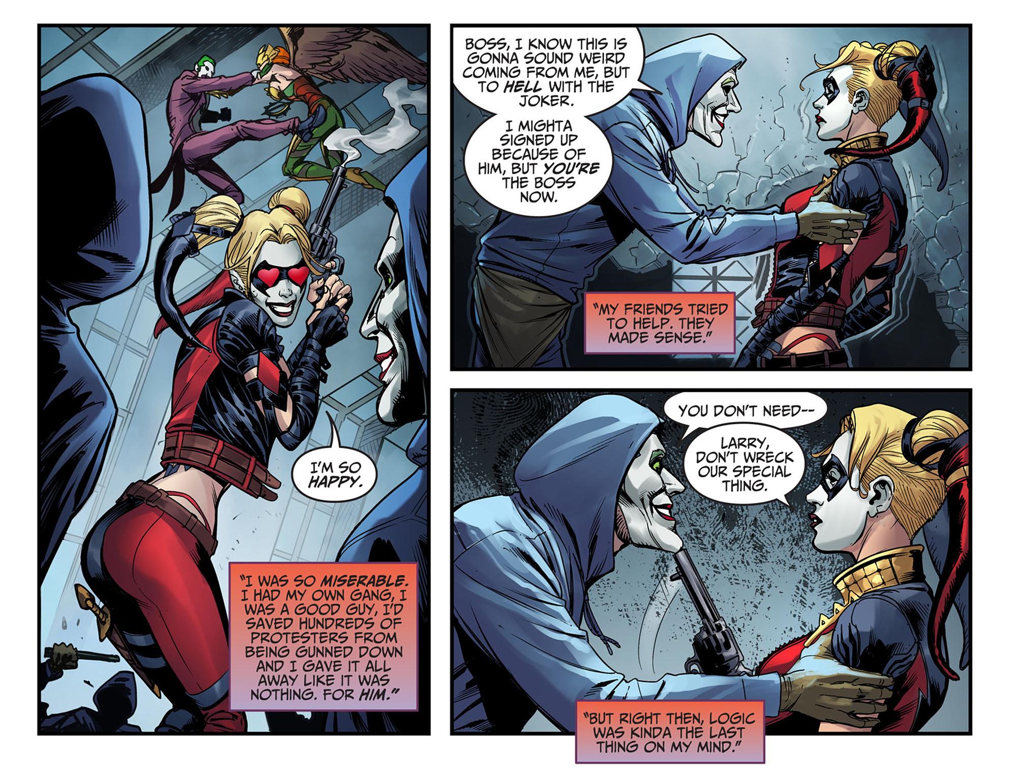 Read online Injustice: Ground Zero comic -  Issue #6 - 7