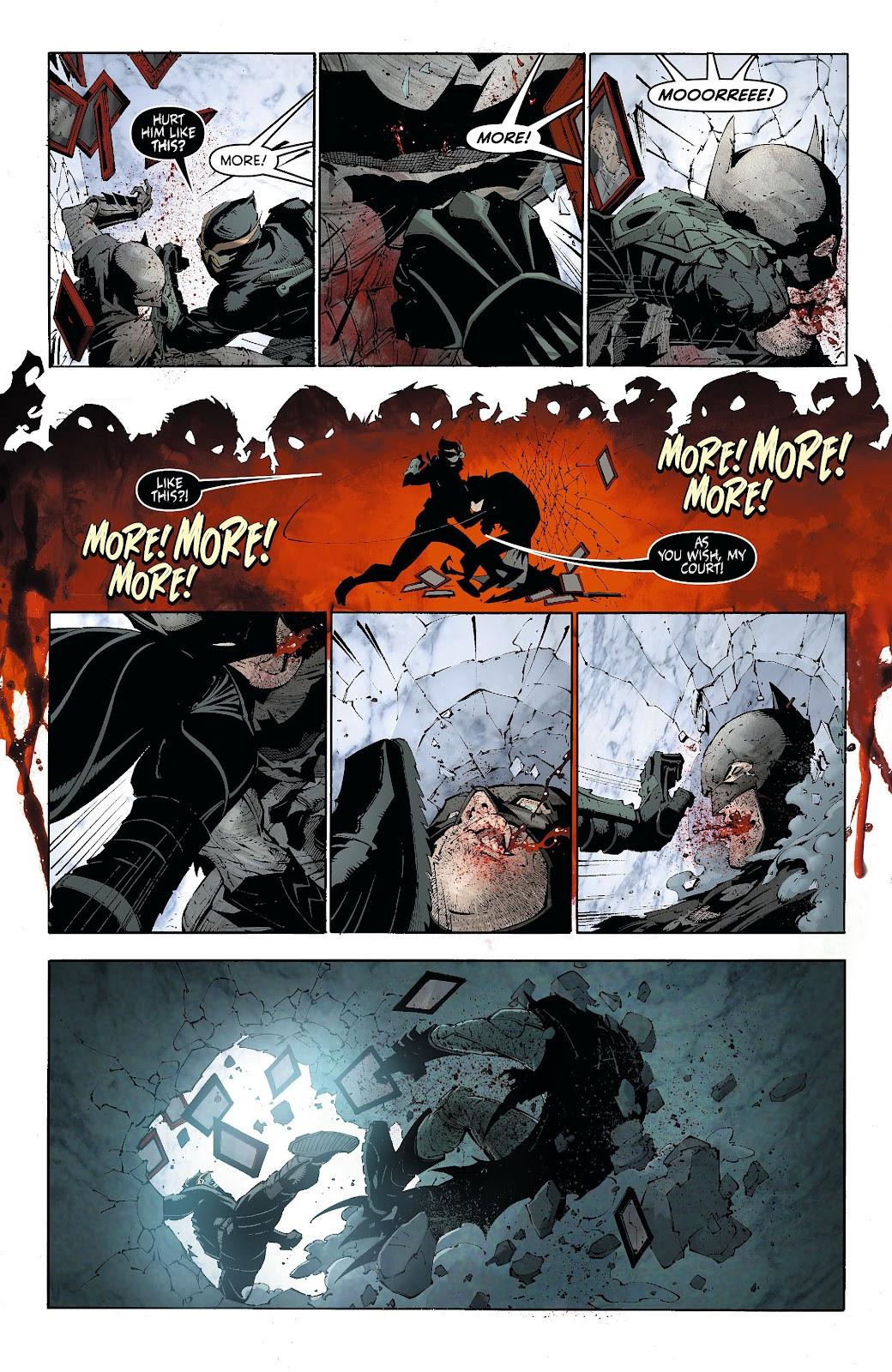 Batman (2011) Issue #6 #21 - English 10