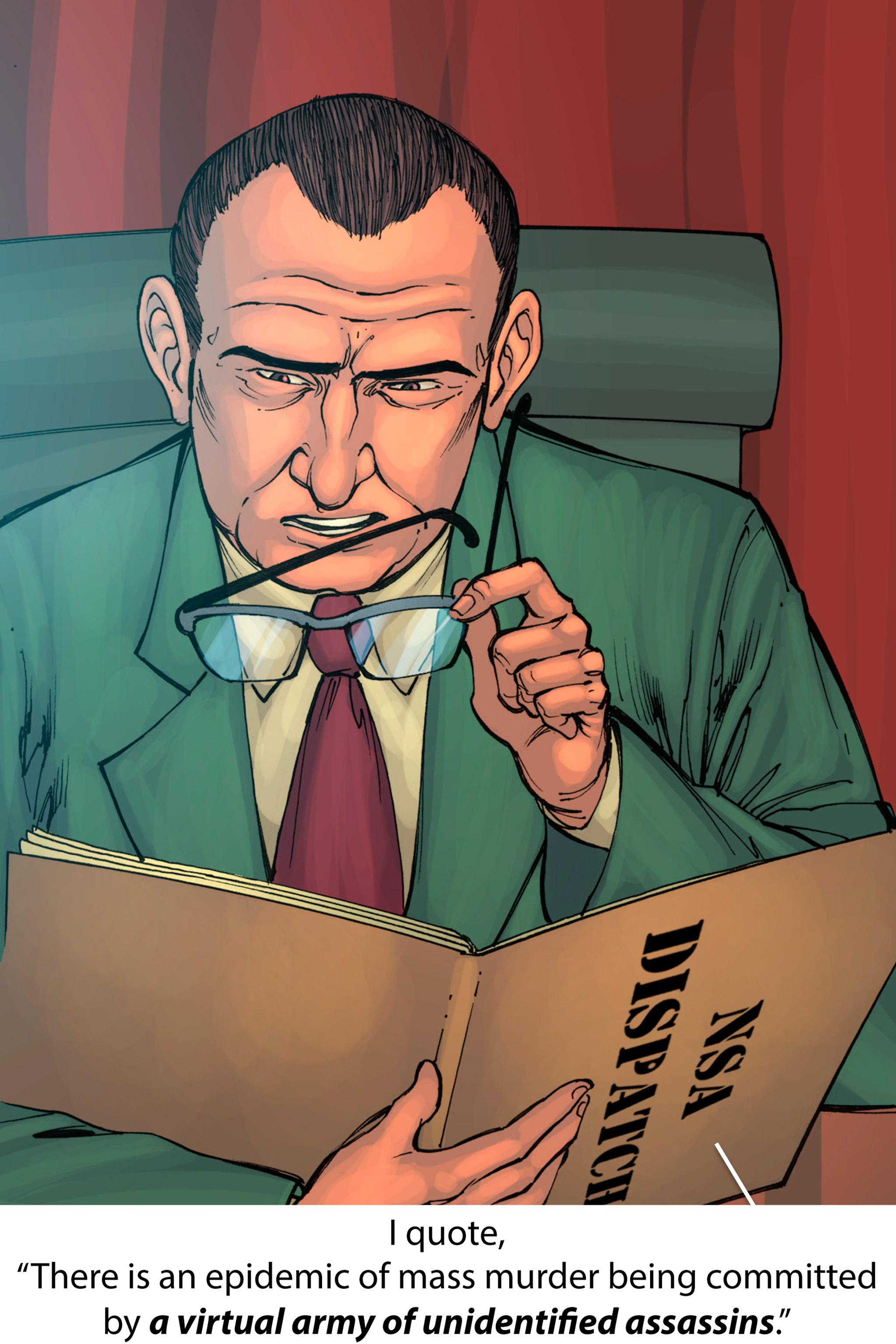 Read online Z-Men comic -  Issue #1 - 49
