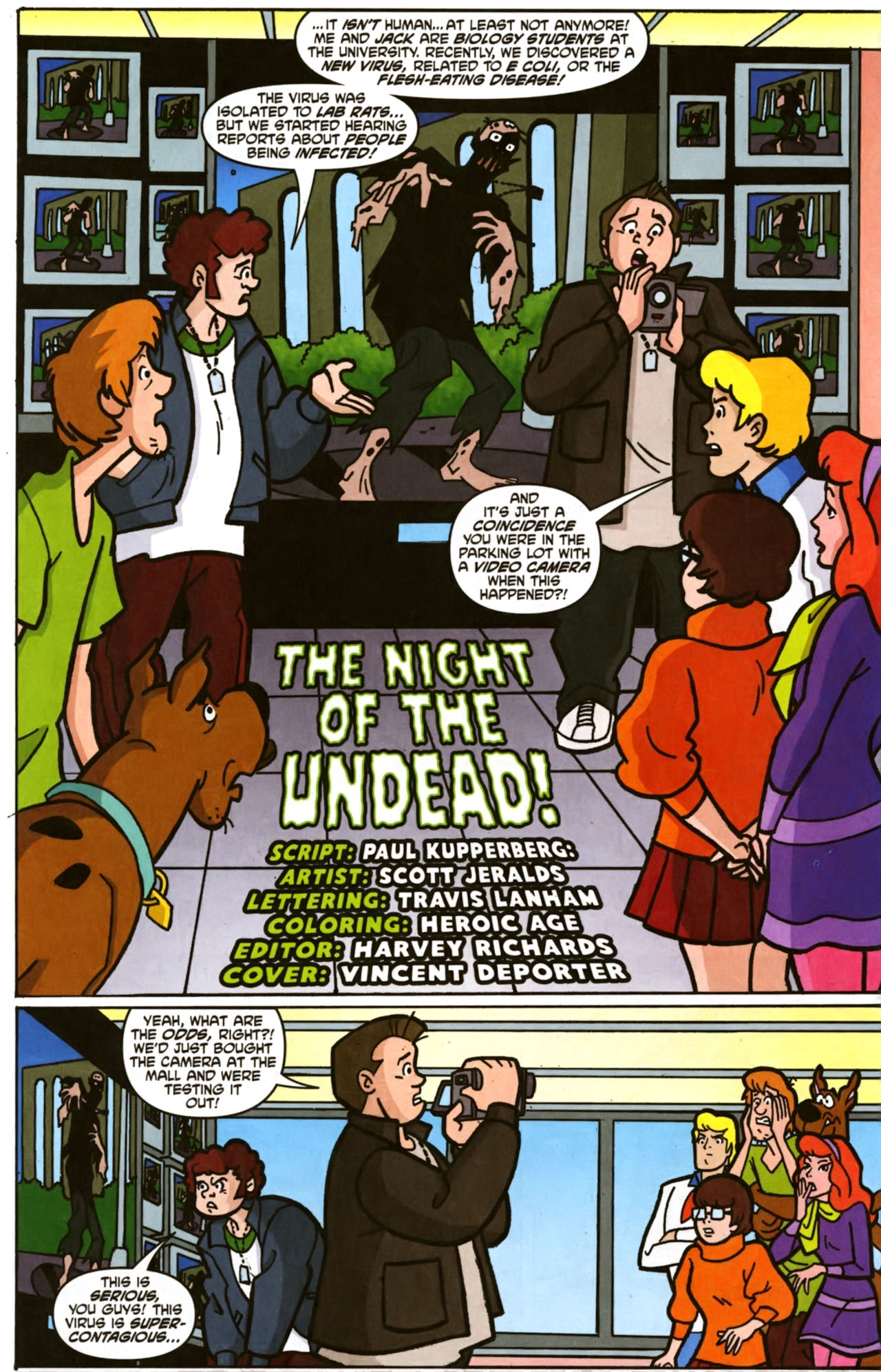 Read online Scooby-Doo (1997) comic -  Issue #157 - 3