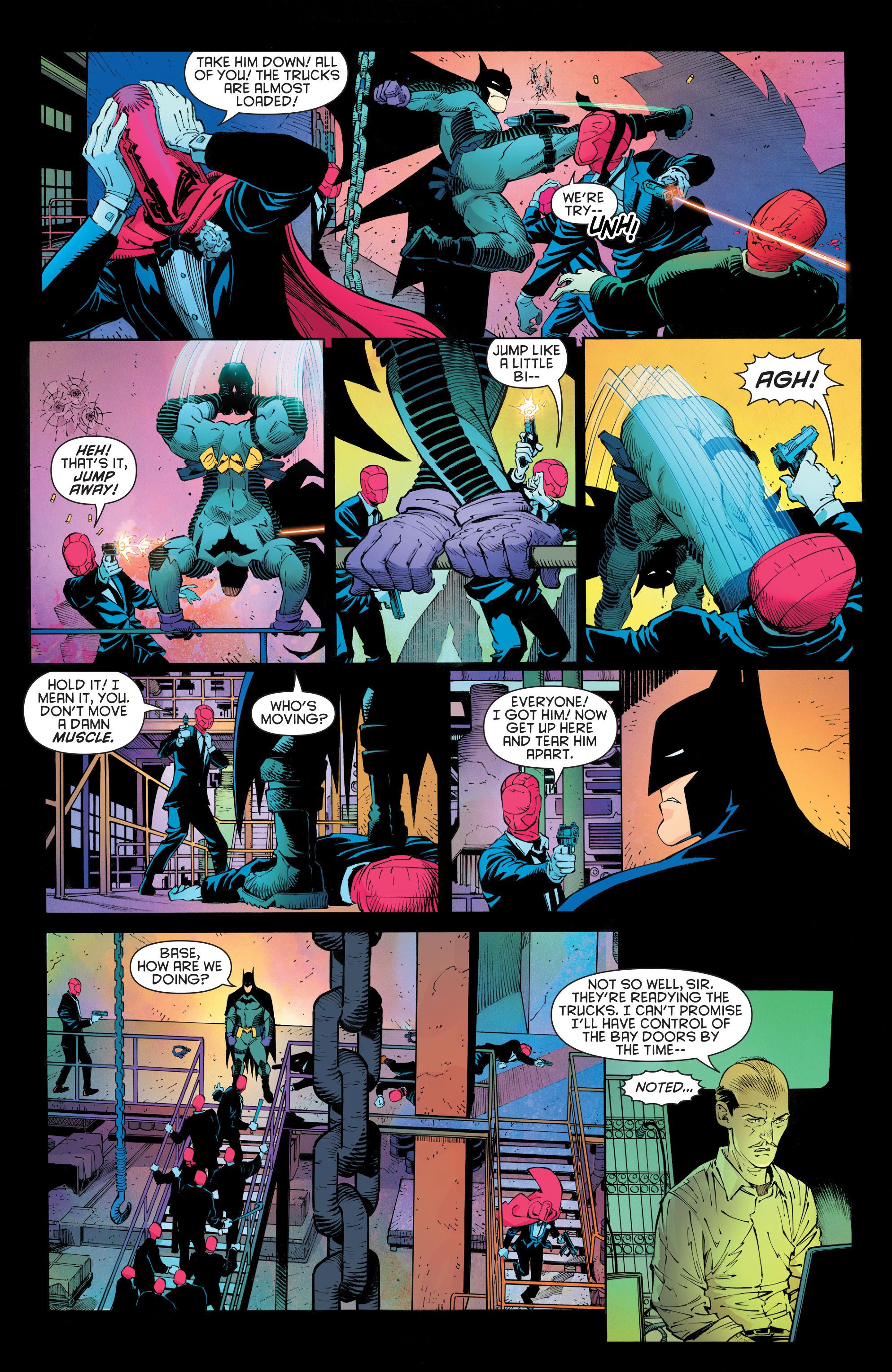 DC Comics: Zero Year chap tpb pic 35
