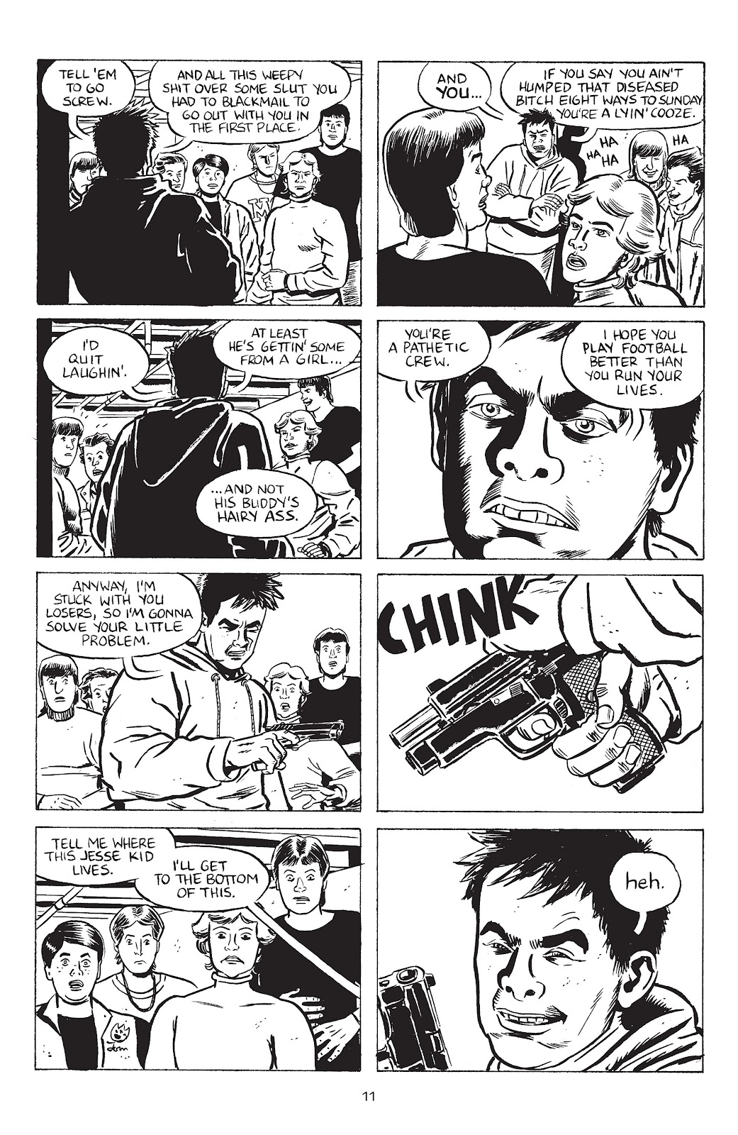 Stray Bullets Issue #37 #37 - English 13