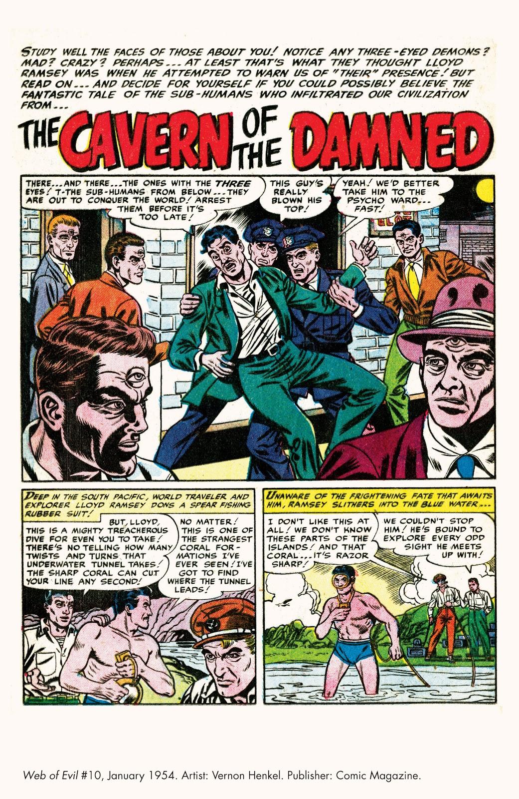 Haunted Horror Issue #6 #6 - English 42